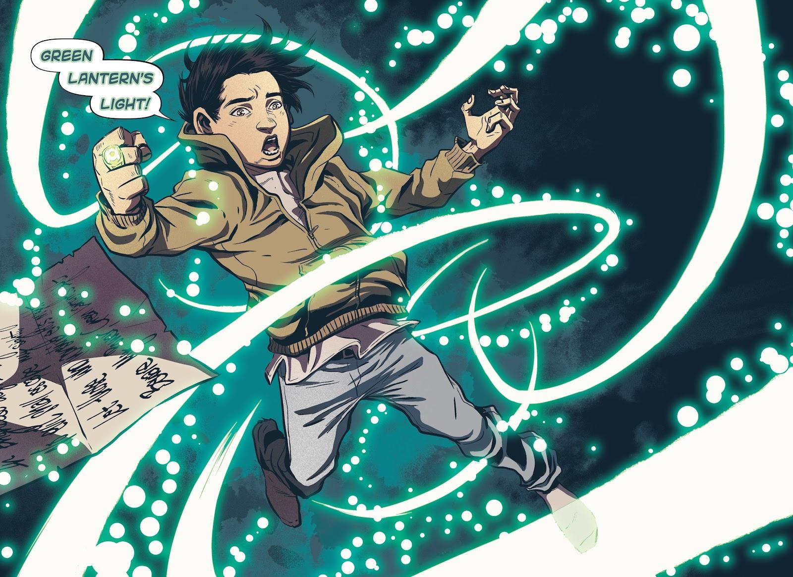 Read online Green Lantern: Legacy comic -  Issue # TPB - 33