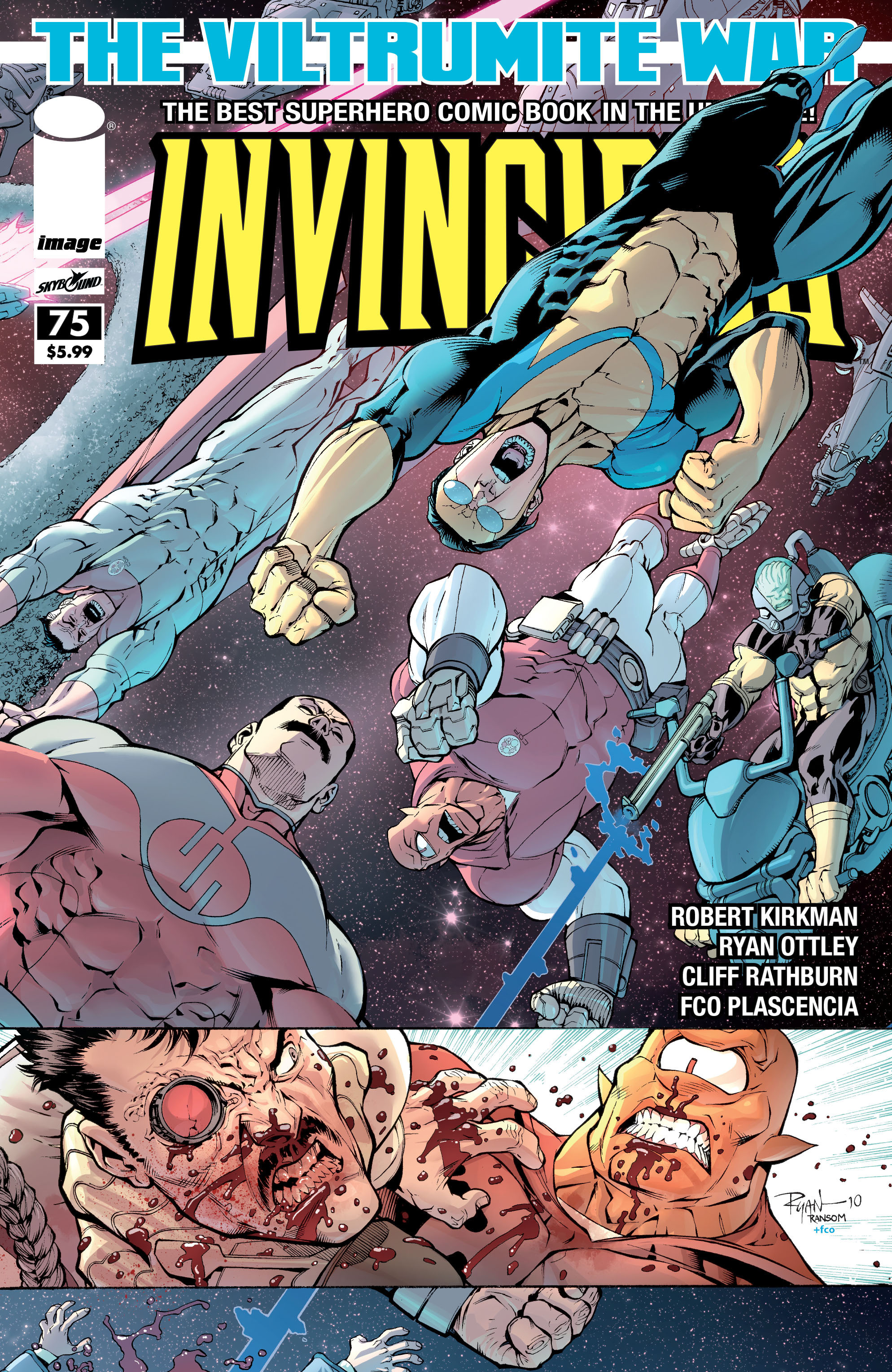 Invincible 75 Page 1