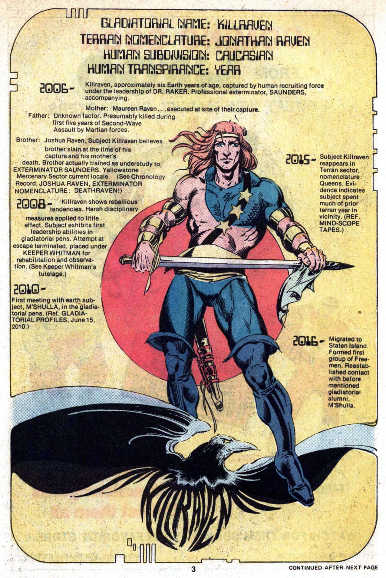 Read online Amazing Adventures (1970) comic -  Issue #30 - 5