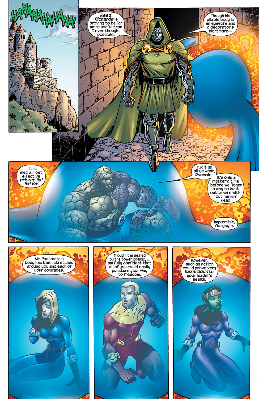 Read online Fantastic Five (2007) comic -  Issue #4 - 15
