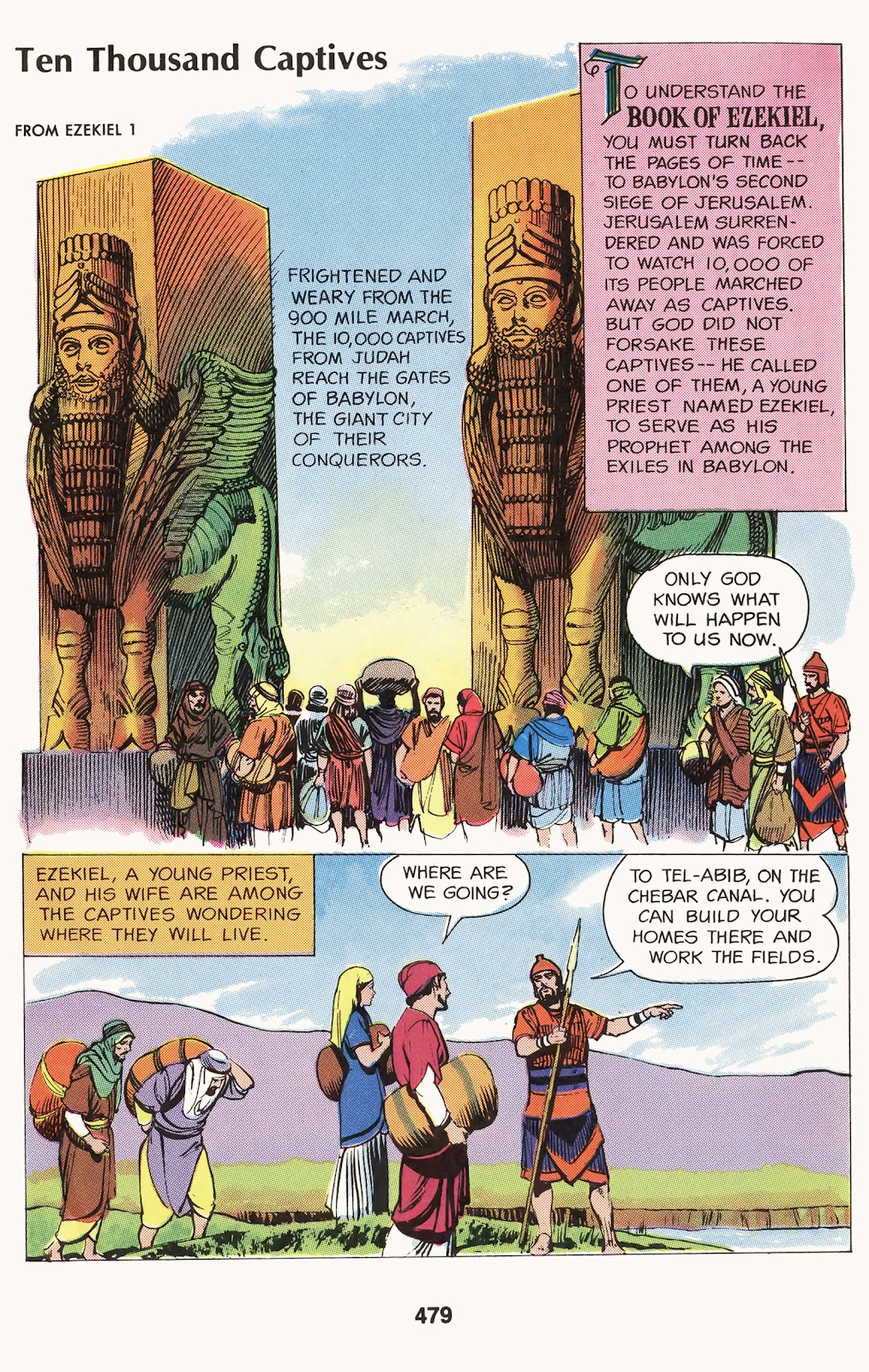 The Picture Bible issue TPB (Part 5) - Page 82