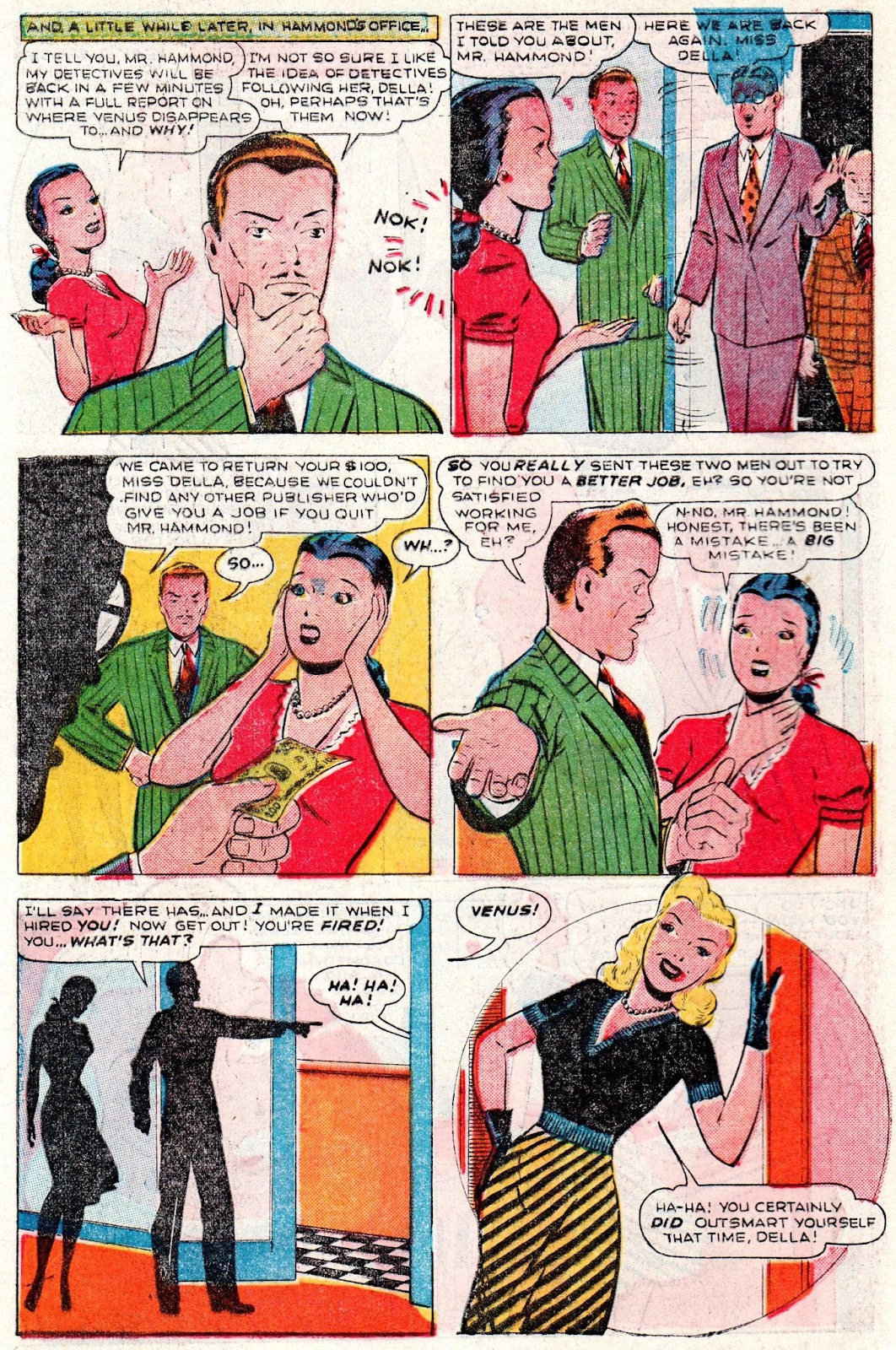 Venus (1948) issue 2 - Page 32