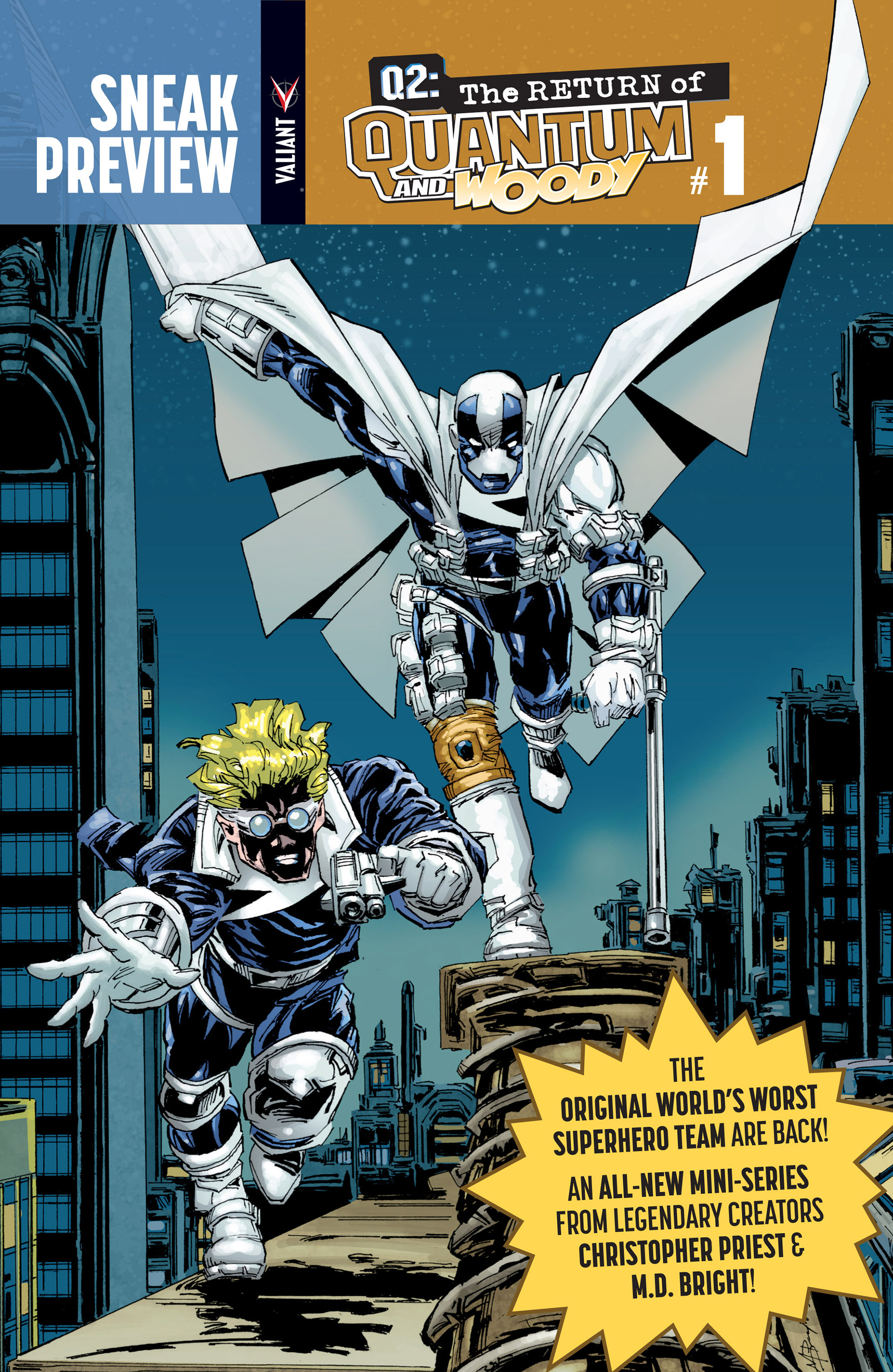 Read online Archer and Armstrong comic -  Issue #23 - 26