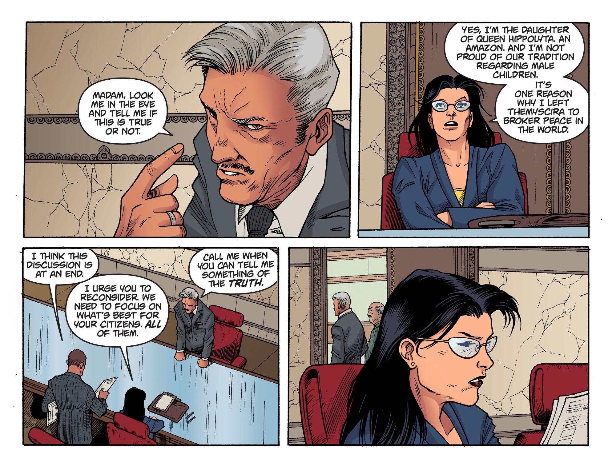 Read online Sensation Comics Featuring Wonder Woman comic -  Issue #43 - 20