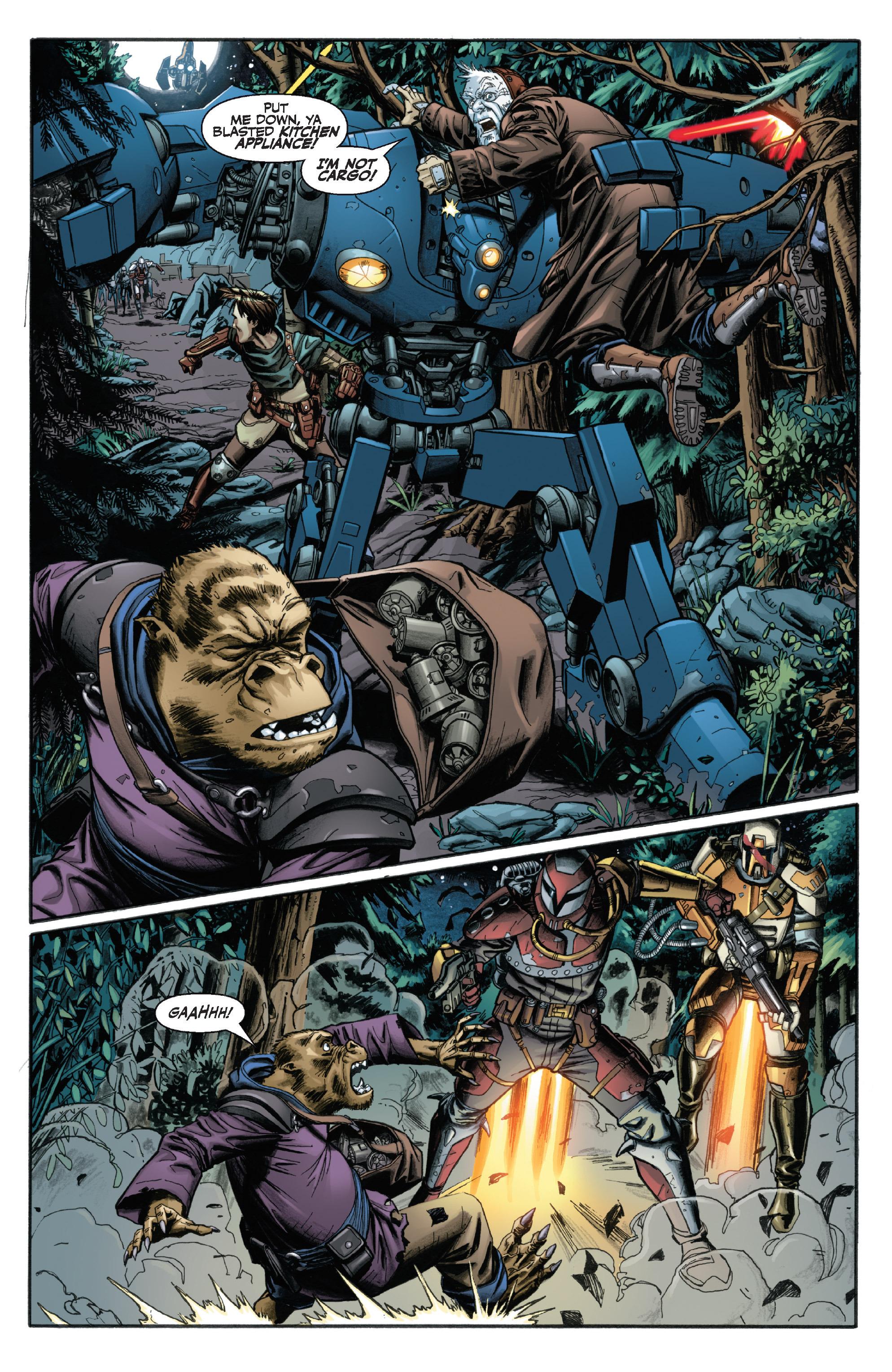 Read online Star Wars Omnibus comic -  Issue # Vol. 29 - 157