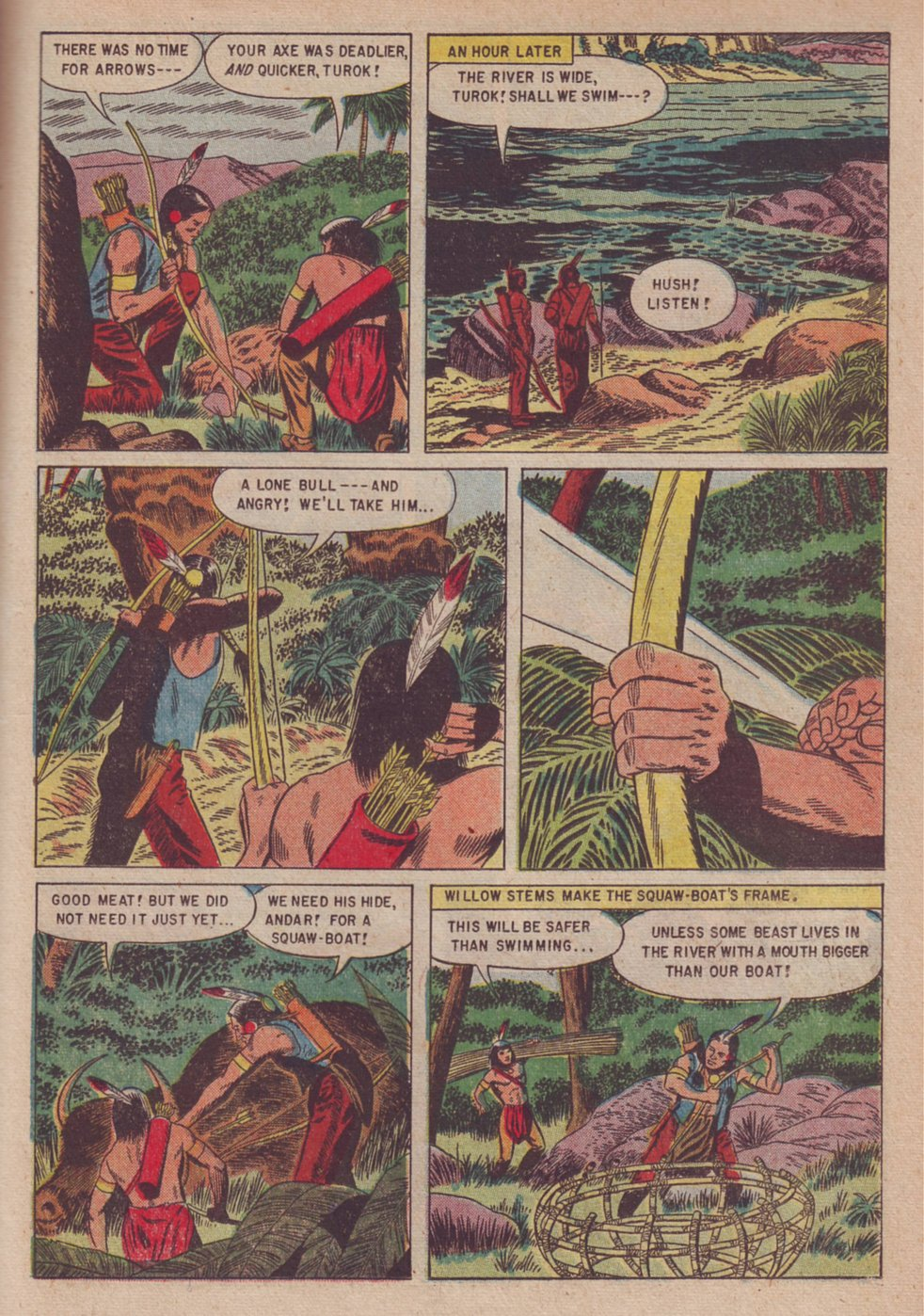 Read online Turok, Son of Stone comic -  Issue #3 - 11
