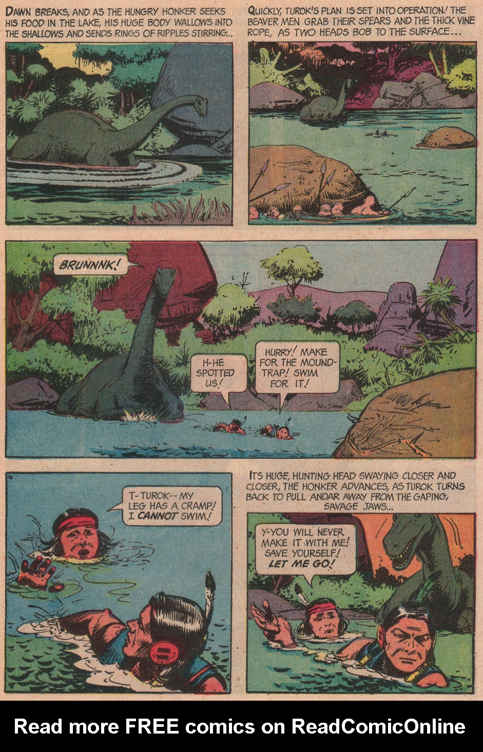 Read online Turok, Son of Stone comic -  Issue #51 - 13