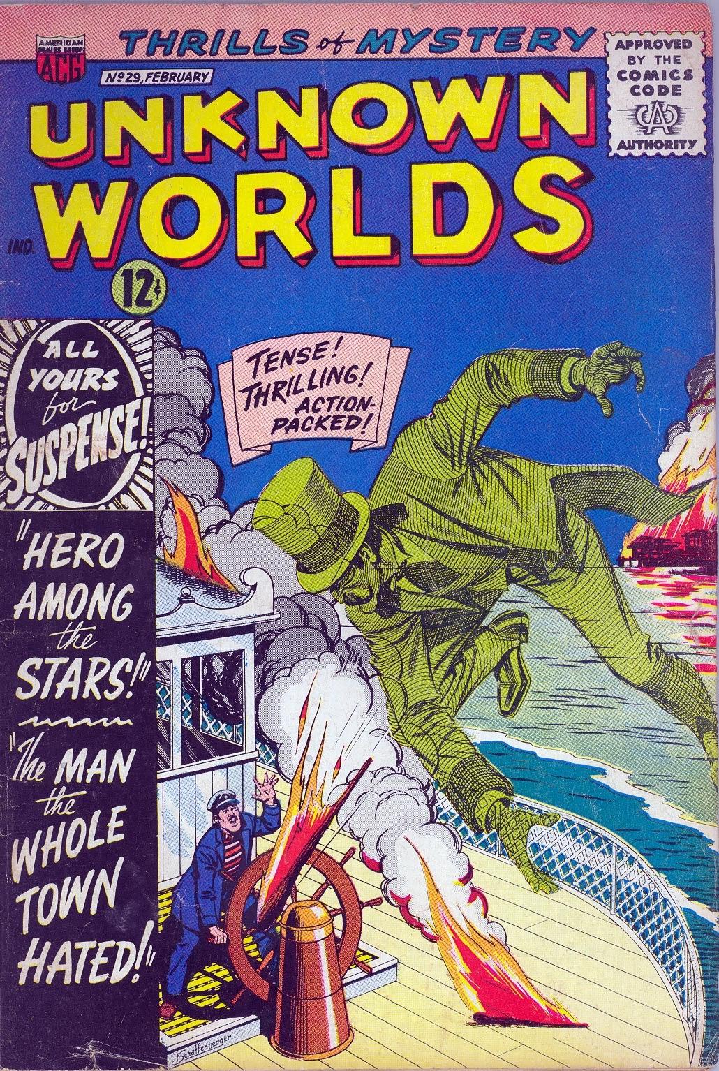 Unknown Worlds 29 Page 1