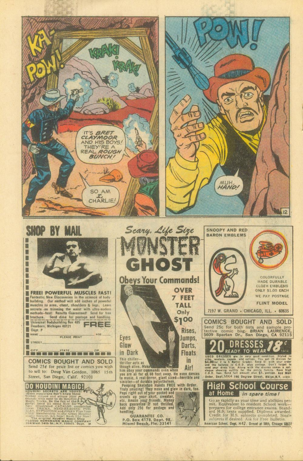 The Rawhide Kid (1955) issue 87 - Page 19