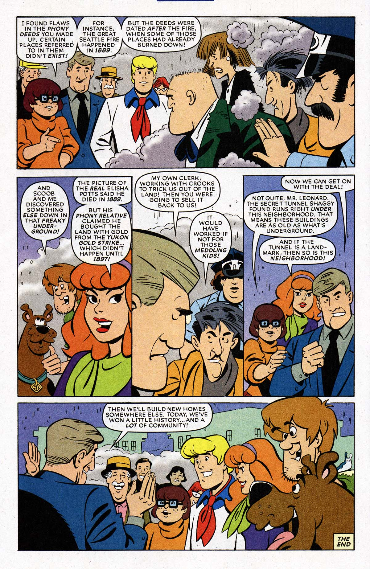 Read online Scooby-Doo (1997) comic -  Issue #69 - 11