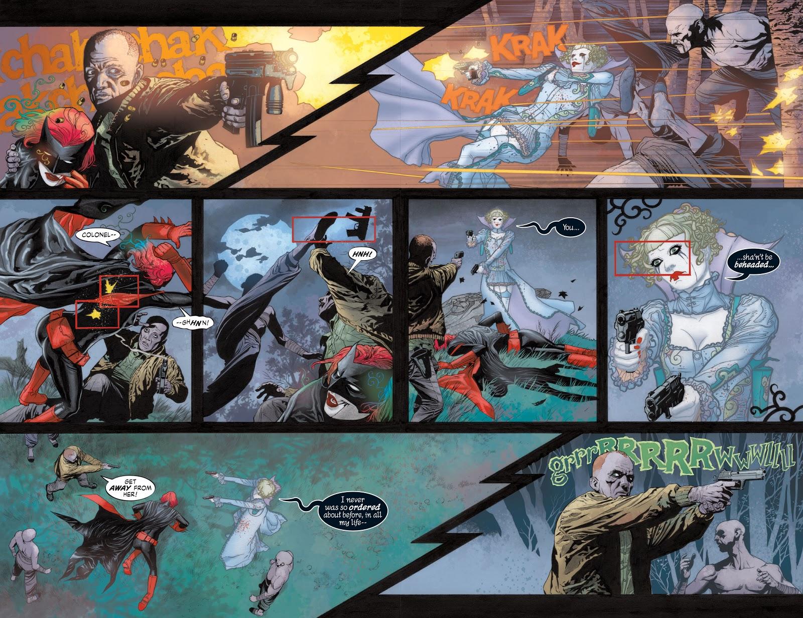 Read online Detective Comics (1937) comic -  Issue # _TPB Batwoman – Elegy (New Edition) (Part 1) - 43