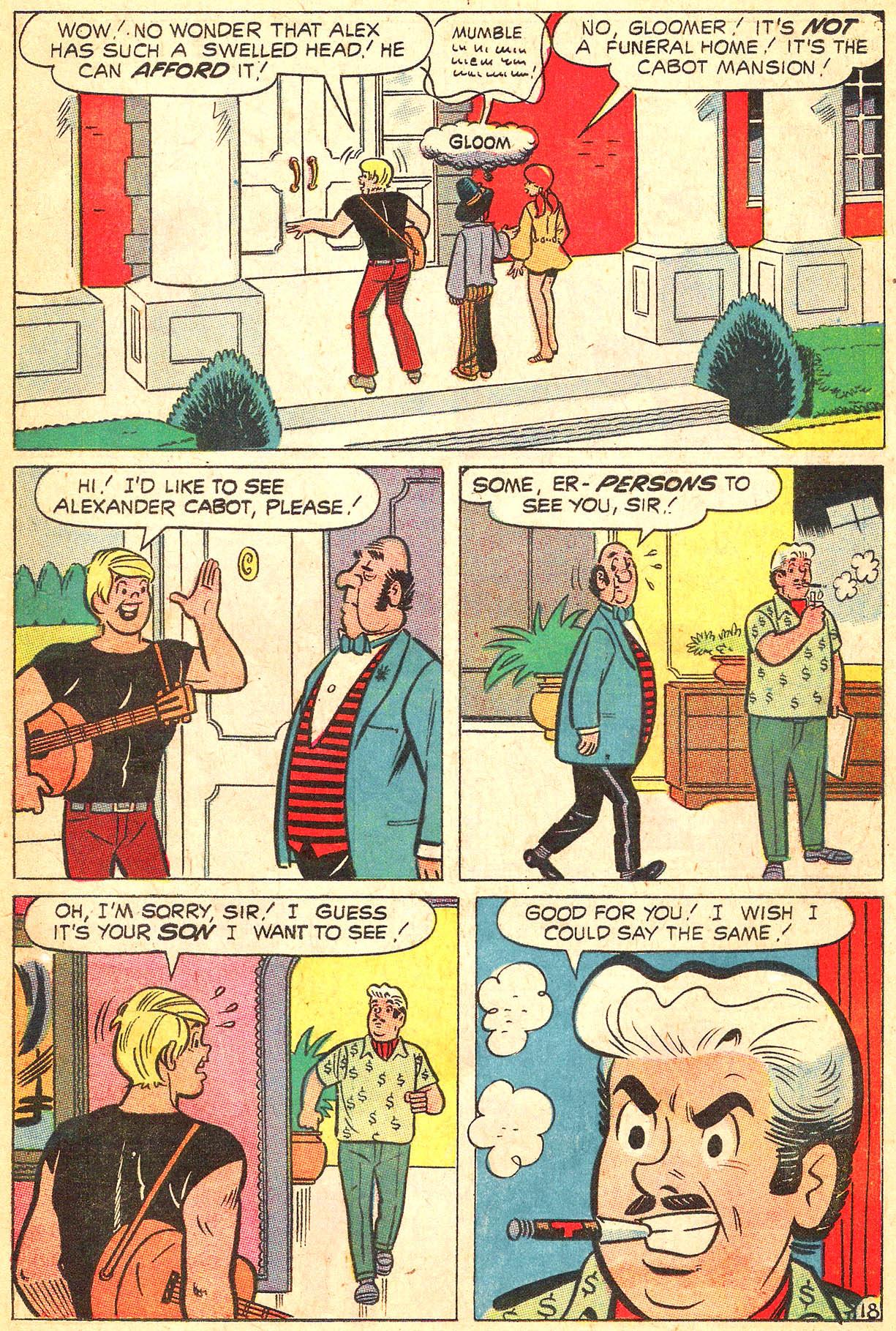 Read online She's Josie comic -  Issue #42 - 23