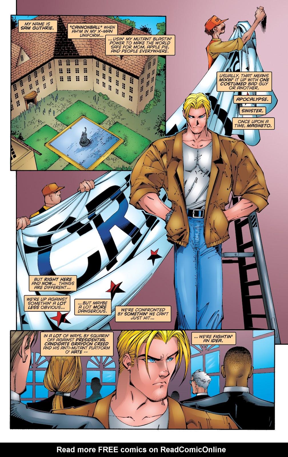 Uncanny X-Men (1963) issue 340 - Page 5