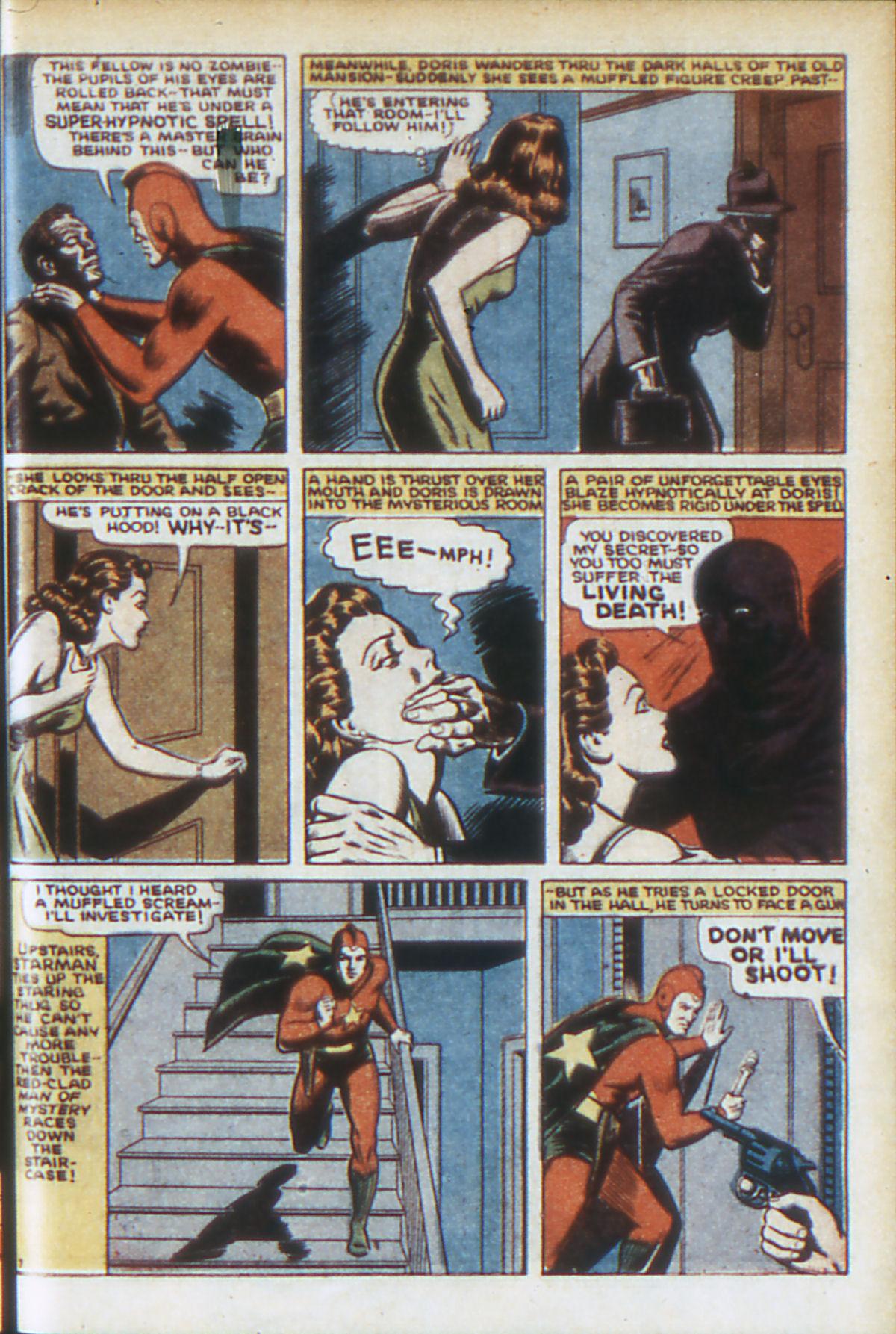 Read online Adventure Comics (1938) comic -  Issue #64 - 10