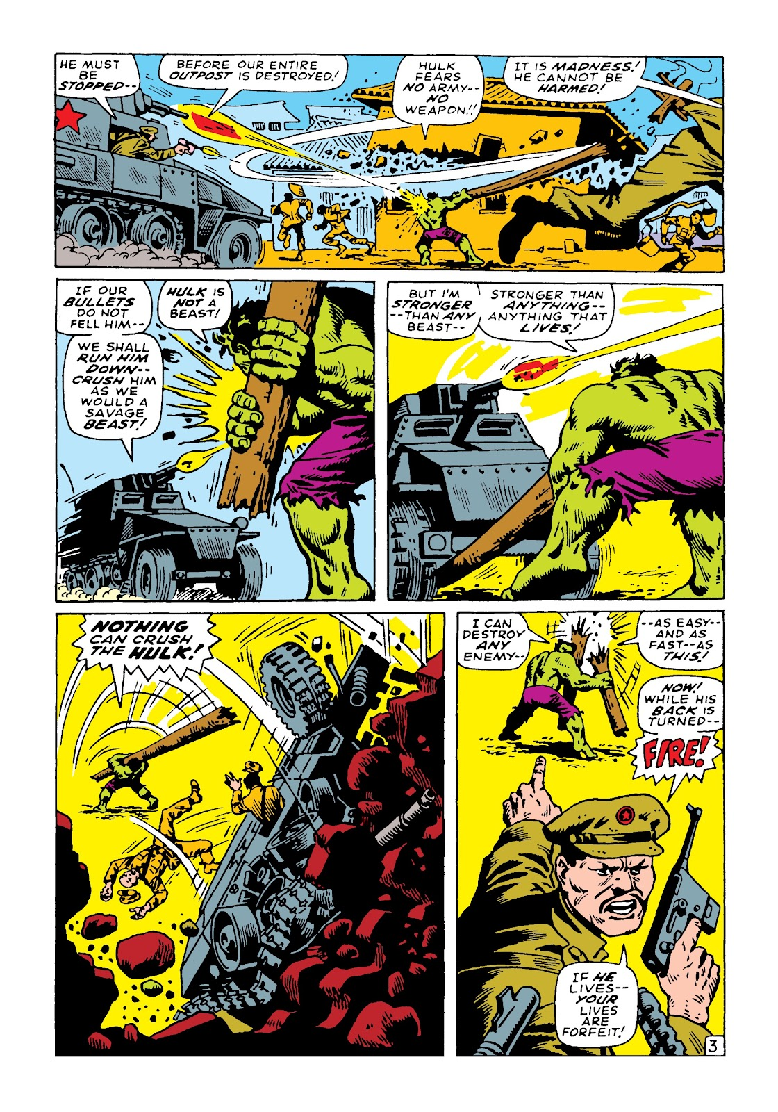 Read online Marvel Masterworks: The Incredible Hulk comic -  Issue # TPB 4 (Part 2) - 89
