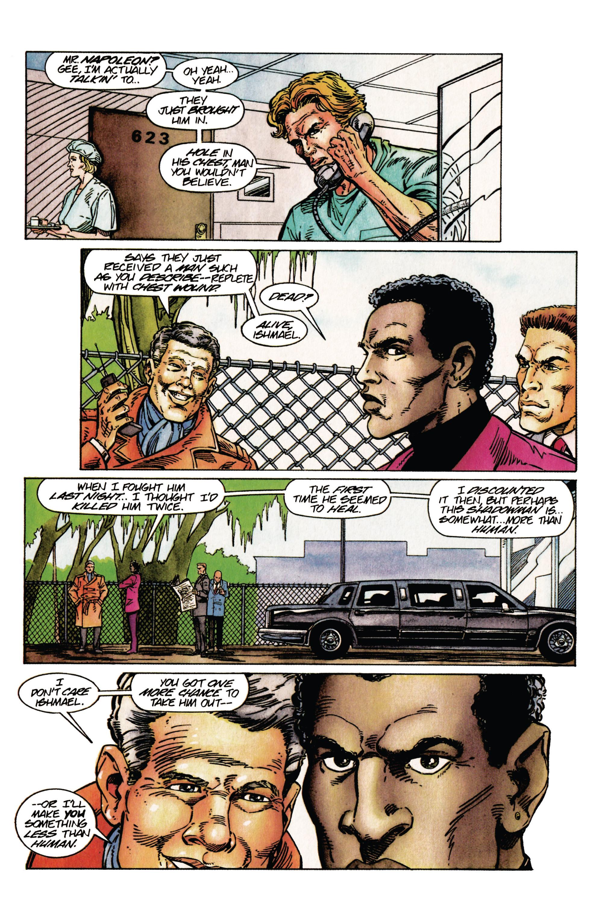 Read online Shadowman (1992) comic -  Issue #27 - 12
