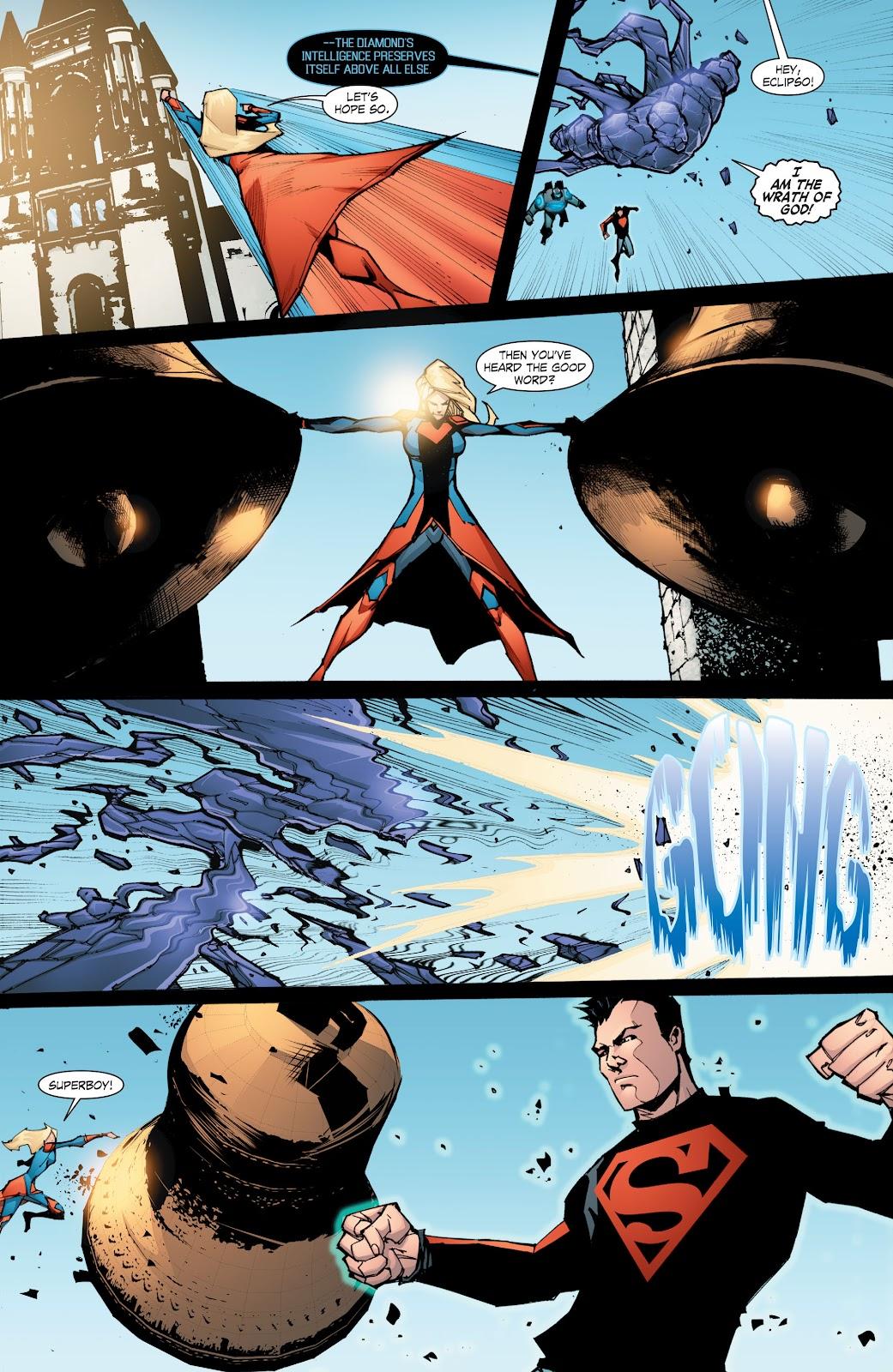 Read online Smallville Season 11 [II] comic -  Issue # TPB 8 - 156