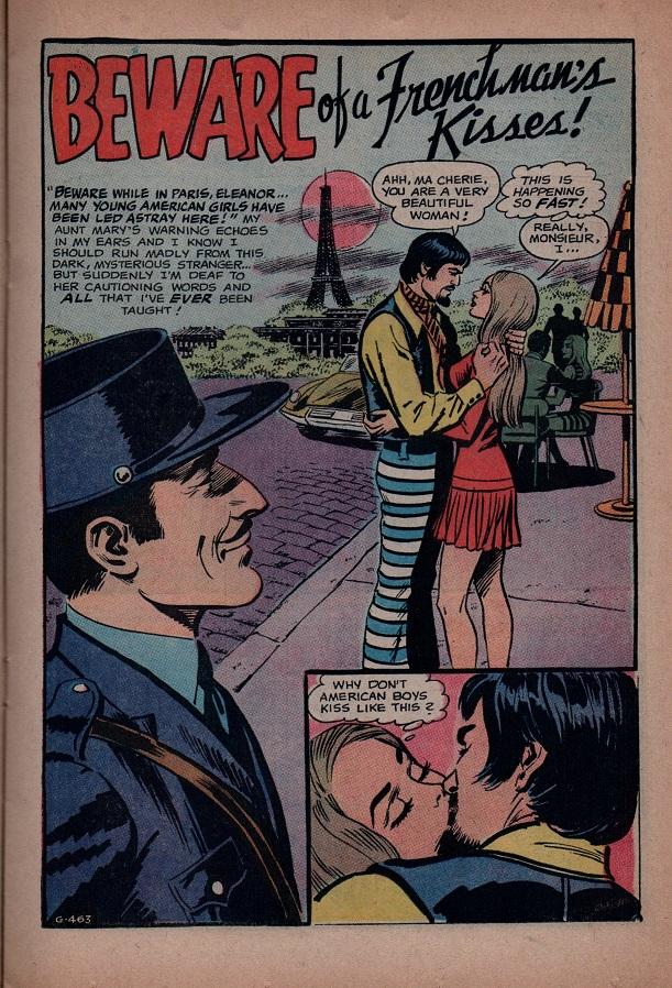Read online Secret Hearts comic -  Issue #145 - 15