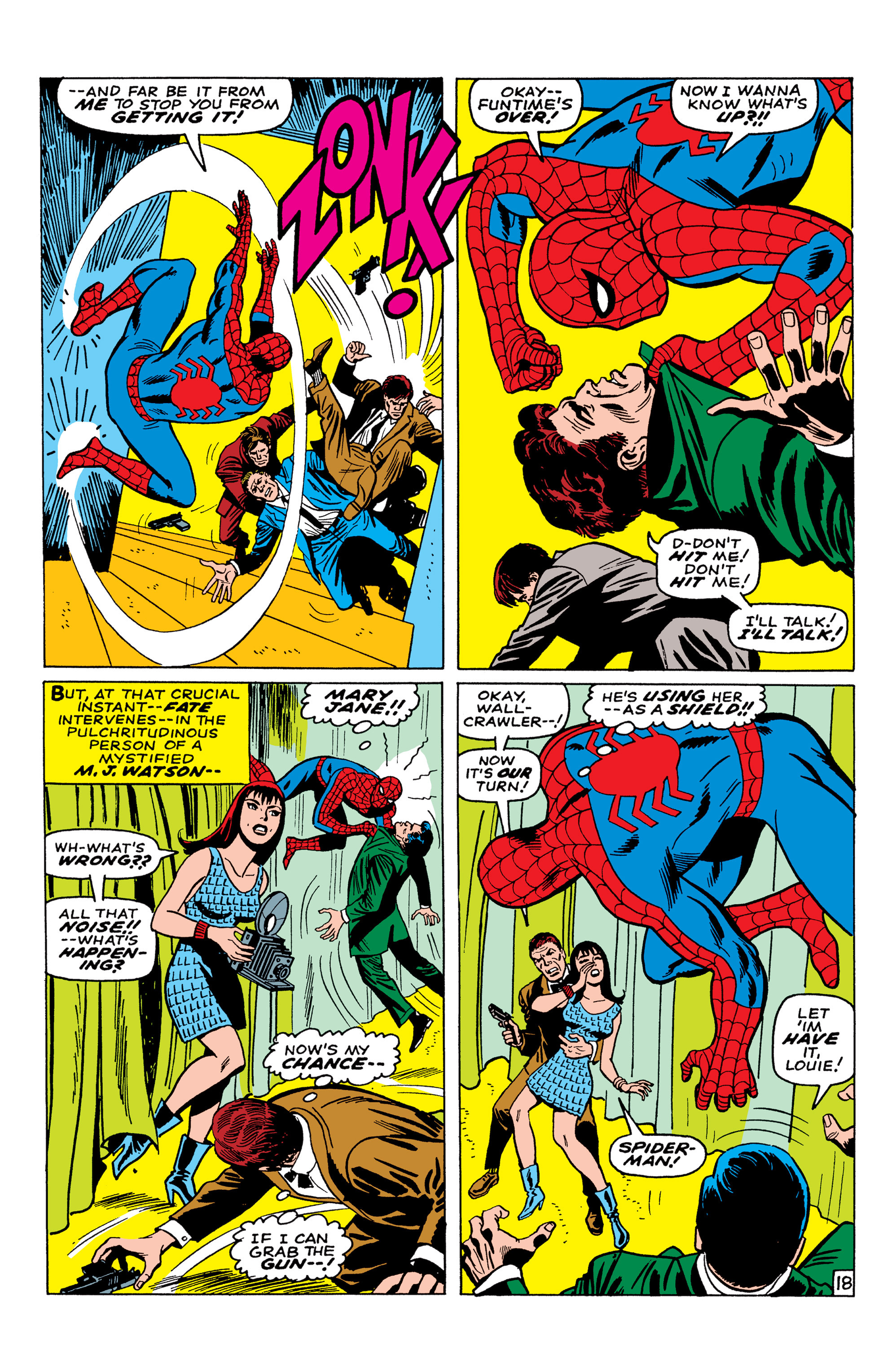 The Amazing Spider-Man (1963) 59 Page 18