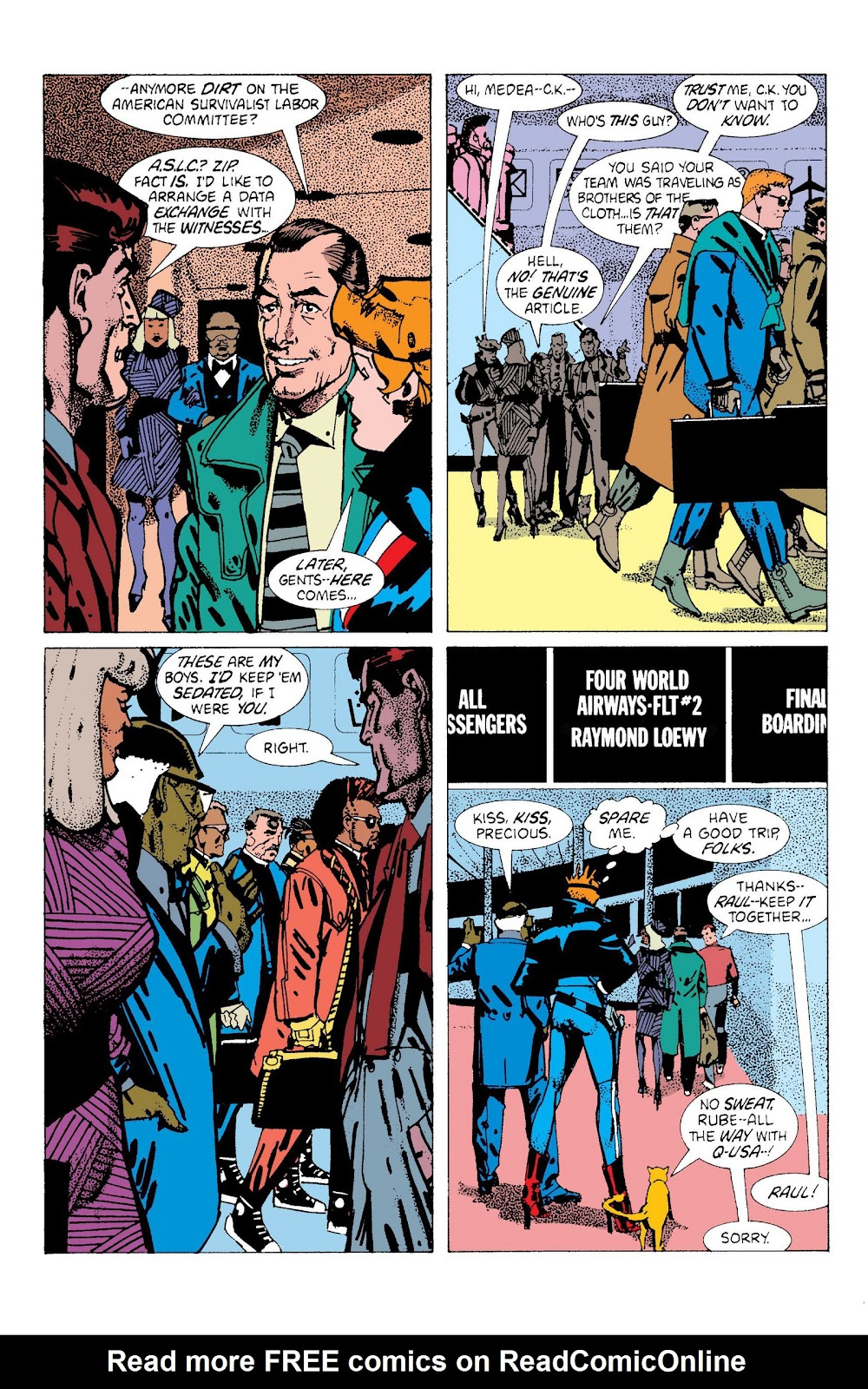 American Flagg! issue Definitive Collection (Part 2) - Page 29