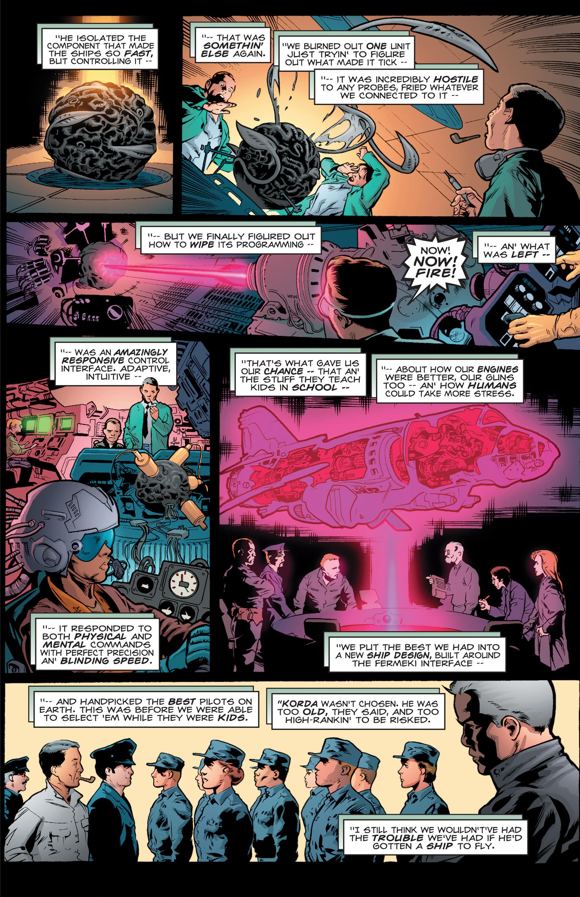 Read online Shockrockets comic -  Issue # TPB - 88