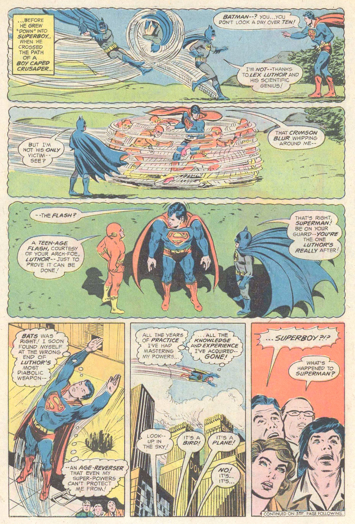 Read online Action Comics (1938) comic -  Issue #466 - 6