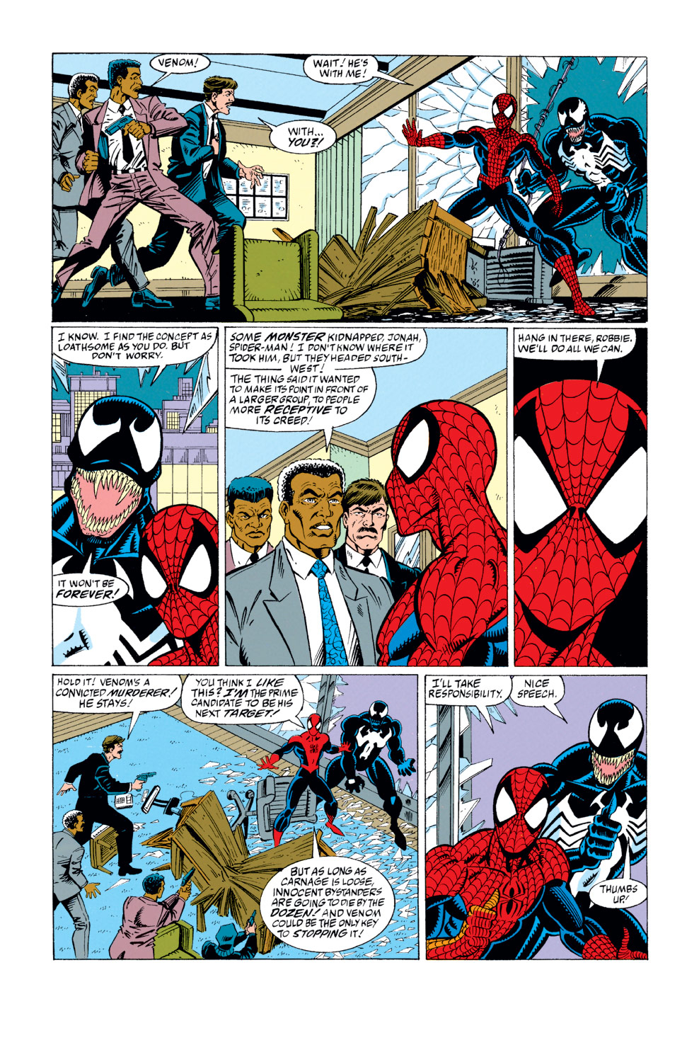 The Amazing Spider-Man (1963) 363 Page 5