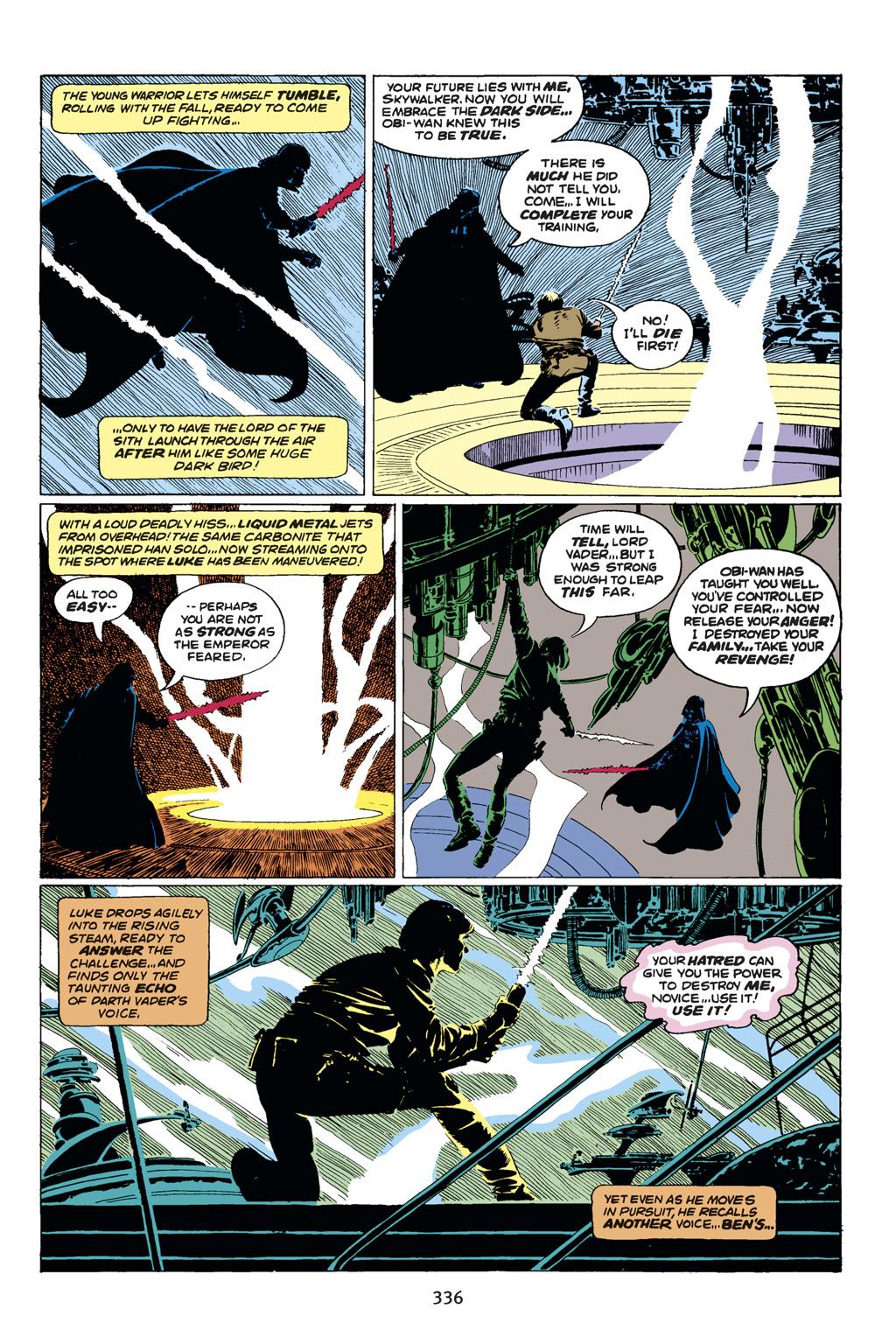 Read online Star Wars Omnibus comic -  Issue # Vol. 14 - 334