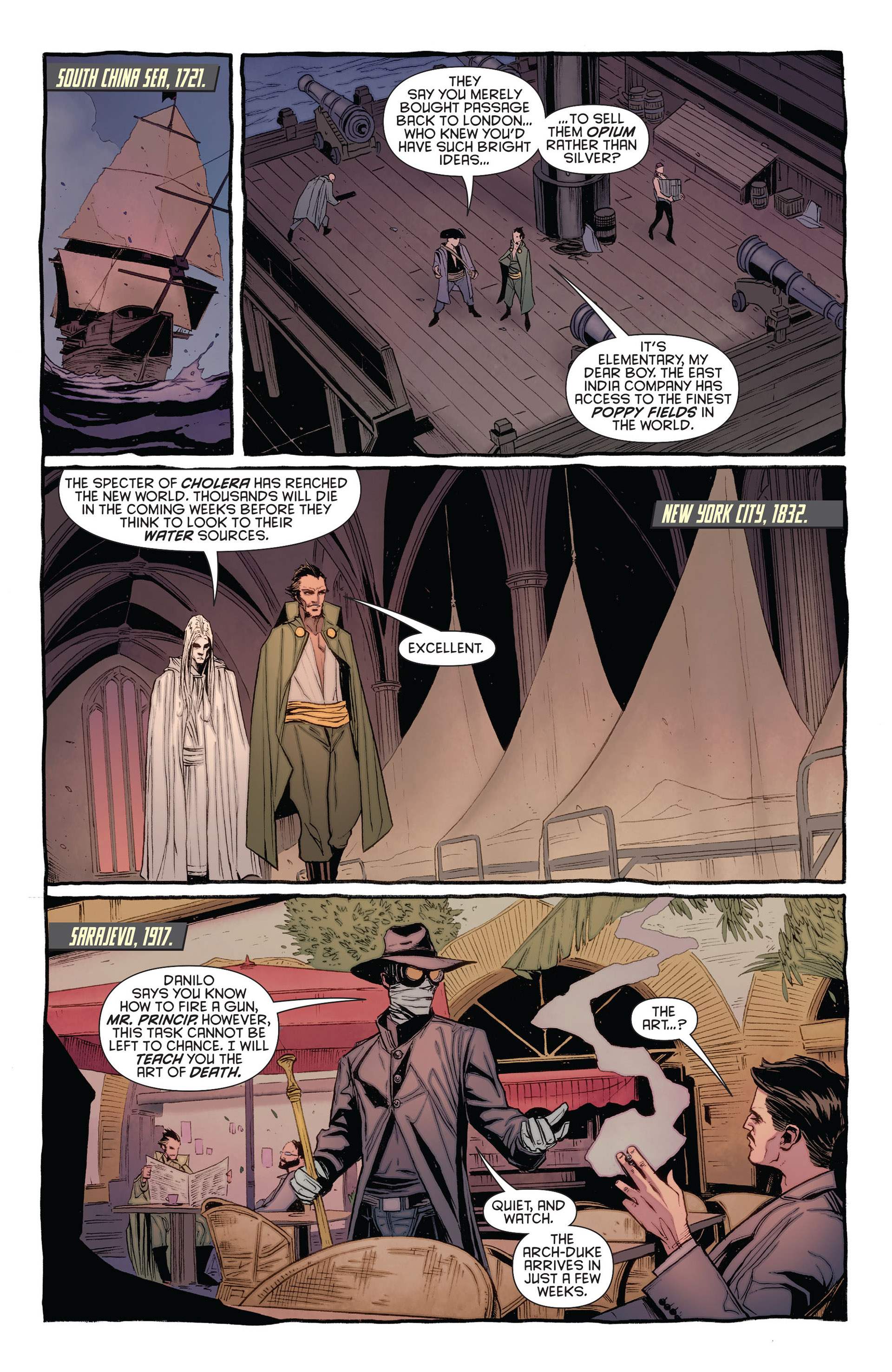 Read online Batman and Robin (2011) comic -  Issue #23.3 - 11