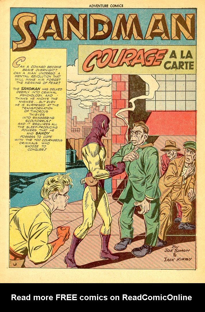Read online Adventure Comics (1938) comic -  Issue #91 - 3