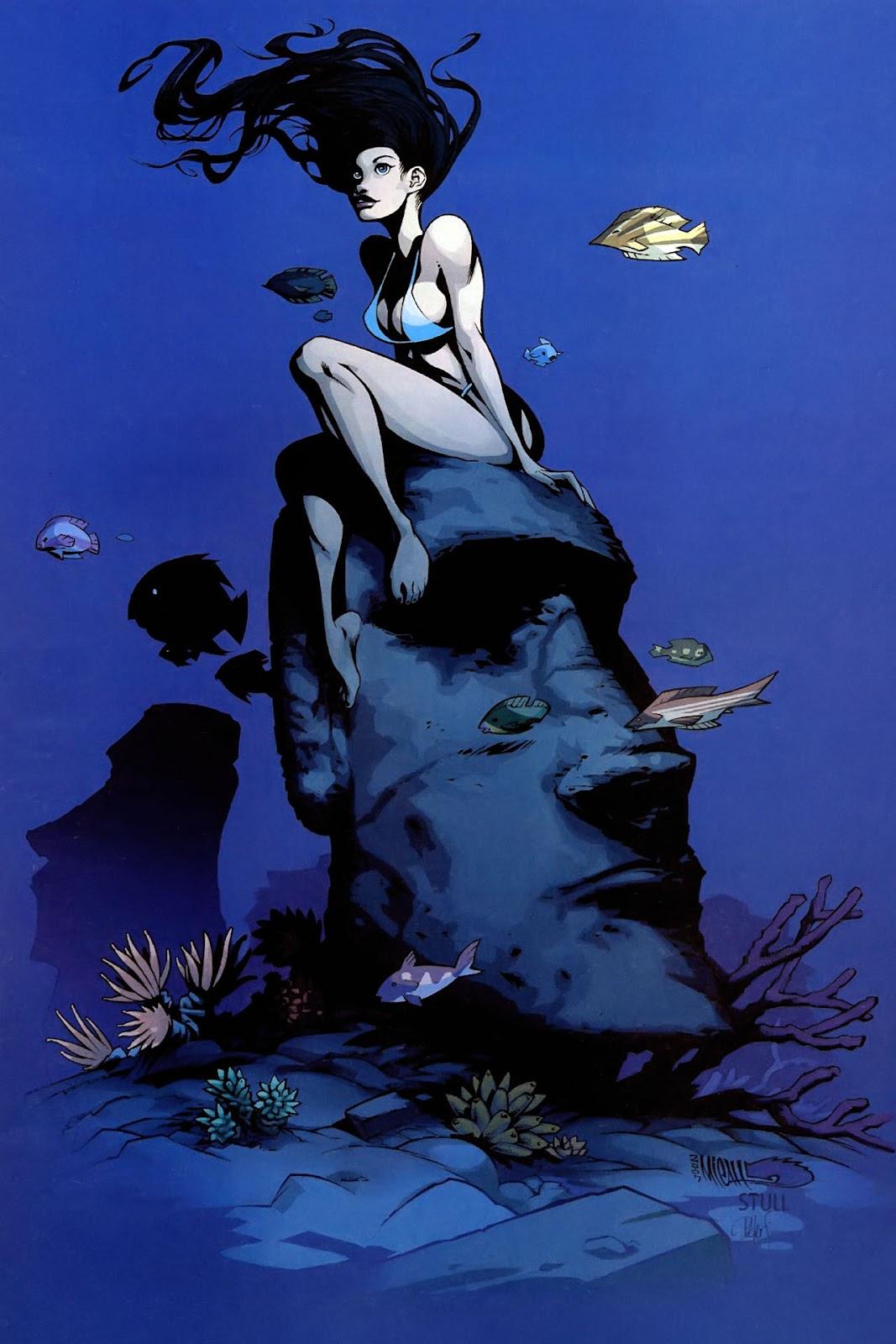 Read online Aspen Splash: Swimsuit Spectacular comic -  Issue # Issue 2008 - 15