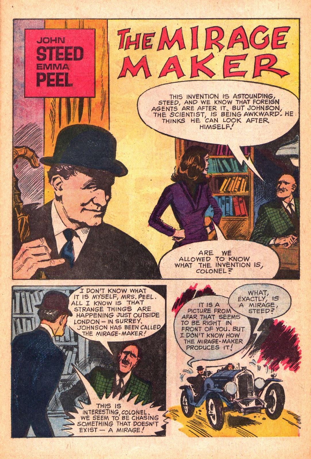 Read online The Avengers (1968) comic -  Issue # Full - 21