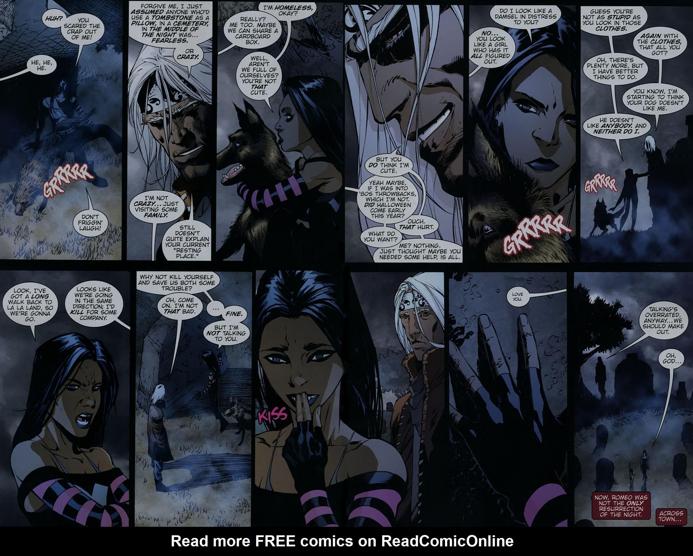 Read online Dead Romeo comic -  Issue #1 - 6