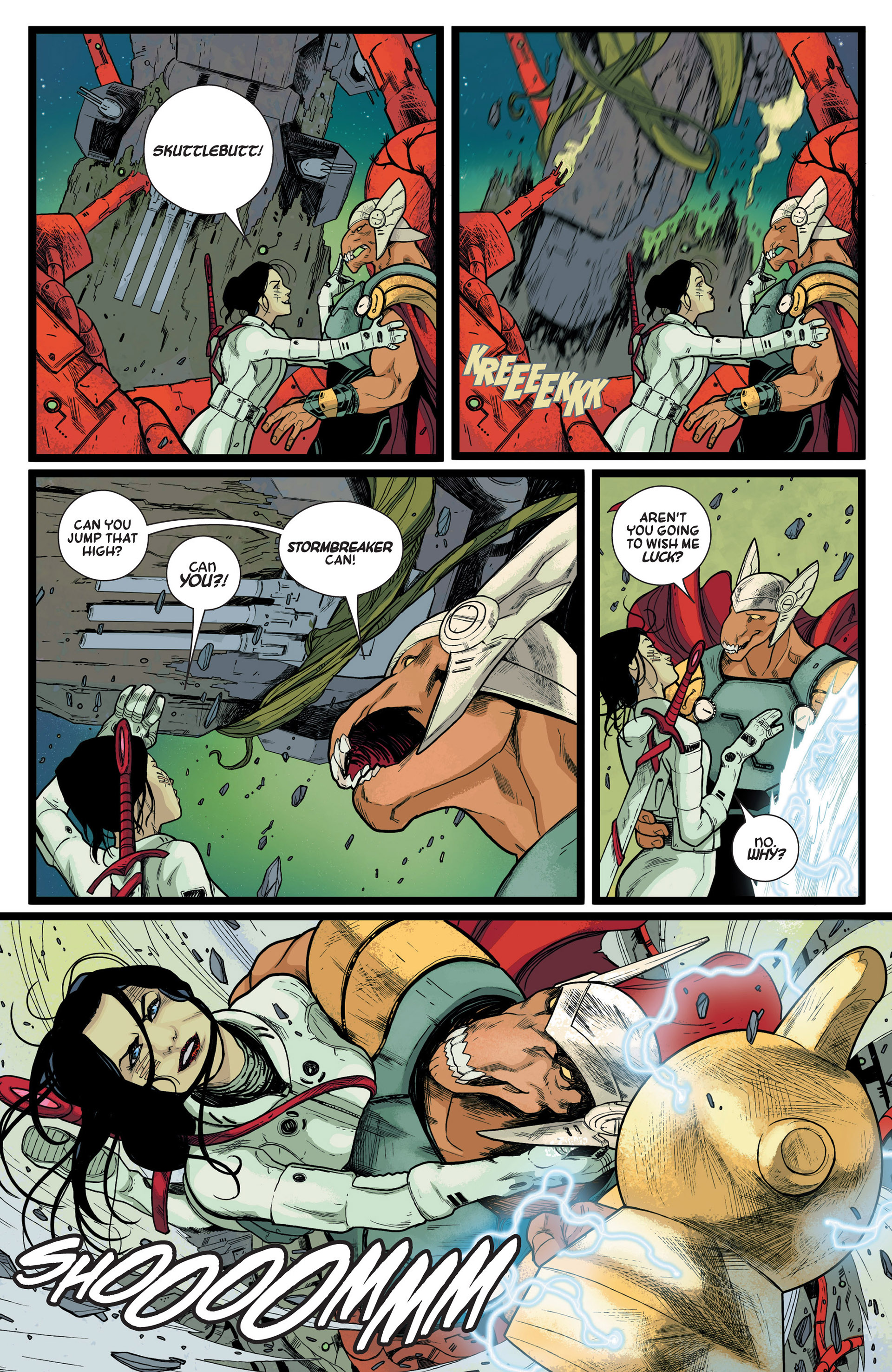 Read online Journey into Mystery (2011) comic -  Issue #655 - 7
