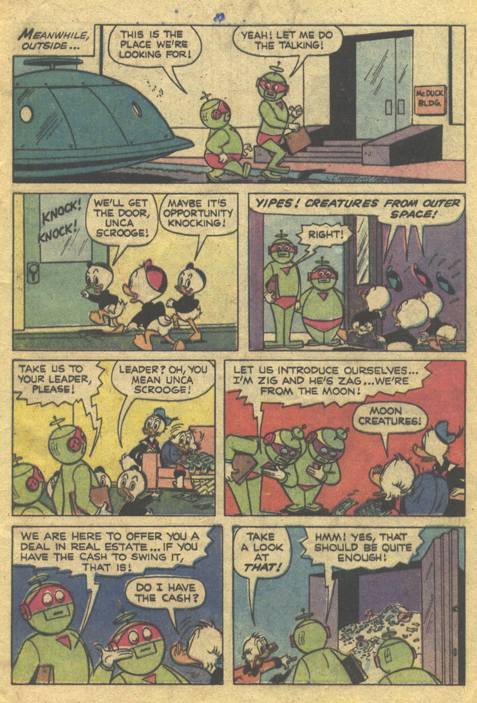Read online Uncle Scrooge (1953) comic -  Issue #162 - 5