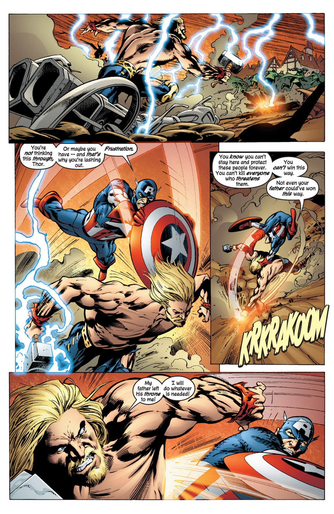 Read online Avengers (1998) comic -  Issue #63 - 16