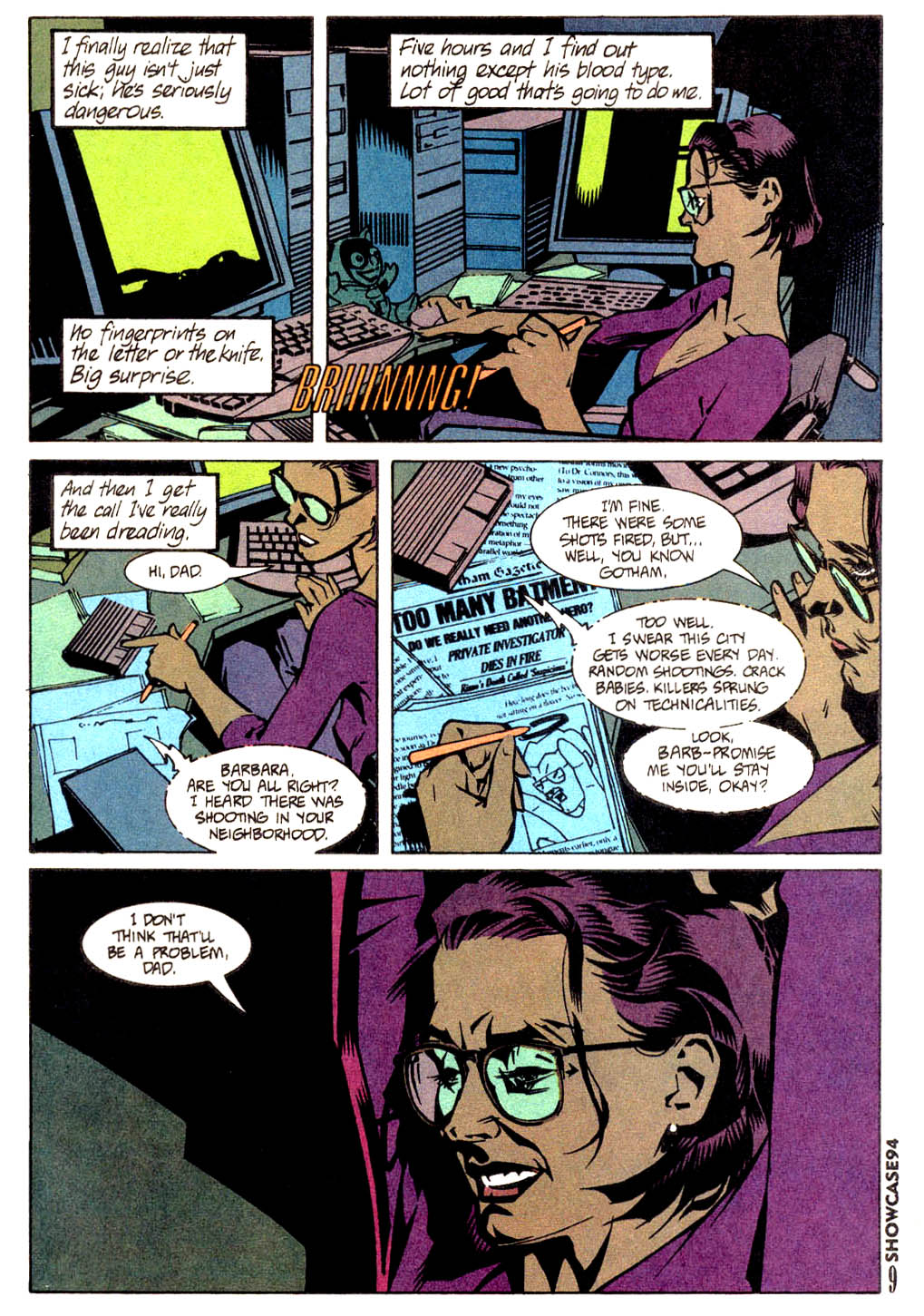 Read online Showcase '94 comic -  Issue #12 - 8