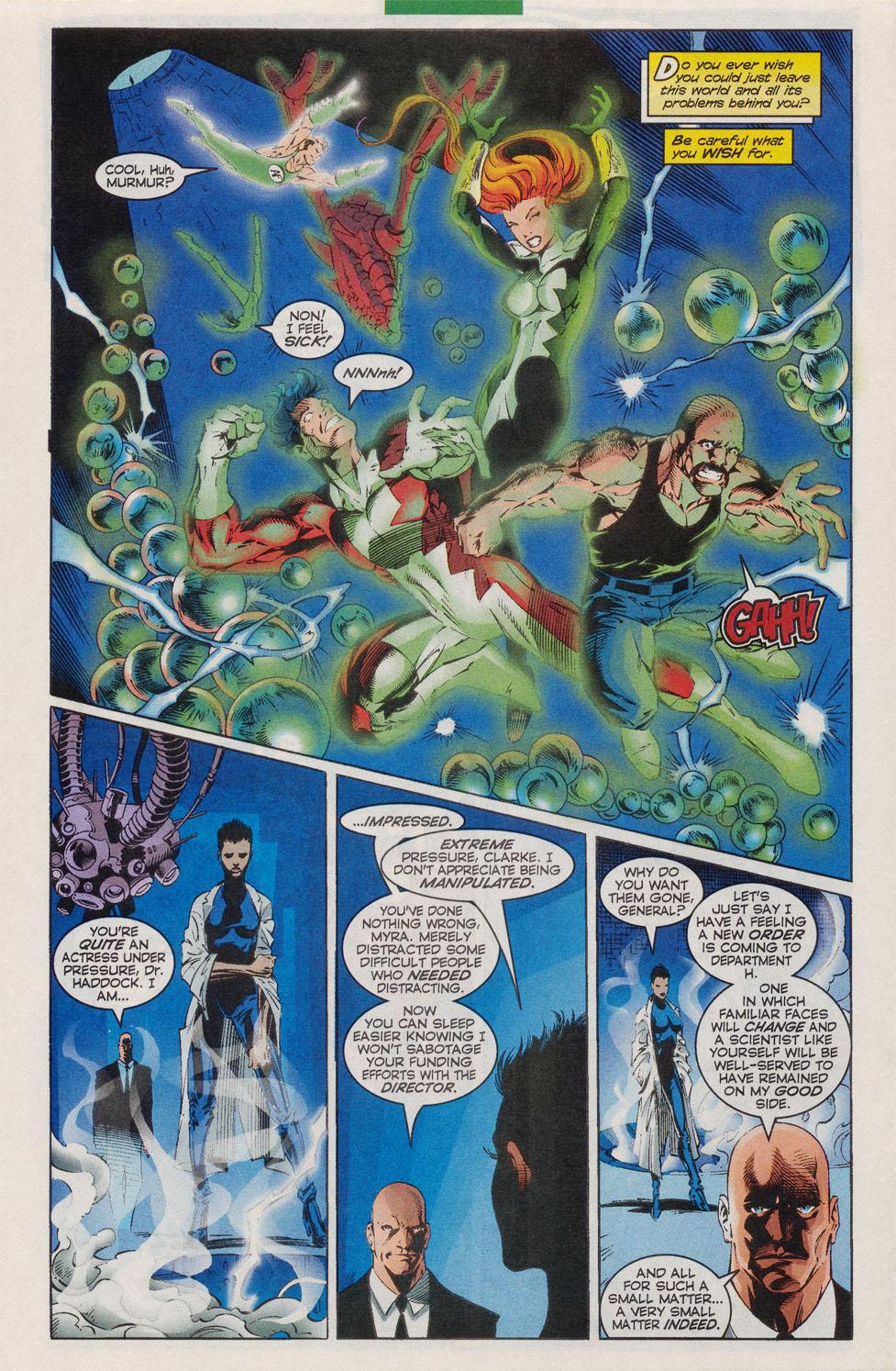 Read online Alpha Flight (1997) comic -  Issue #10 - 12