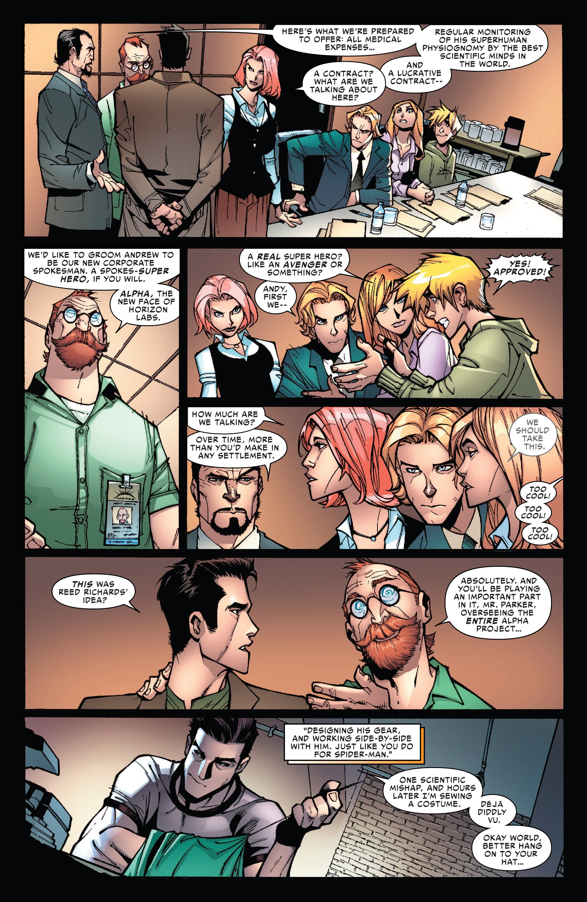 Amazing Spider-Man: Big Time - The Complete Collection TPB-4-Part-2 Page 1