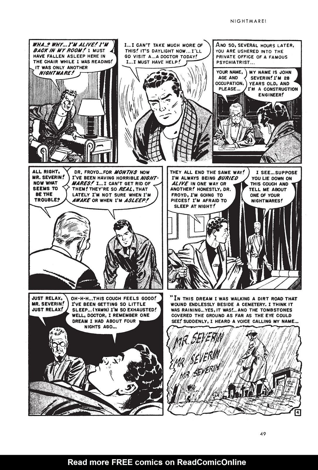 Read online Voodoo Vengeance and Other Stories comic -  Issue # TPB (Part 1) - 66