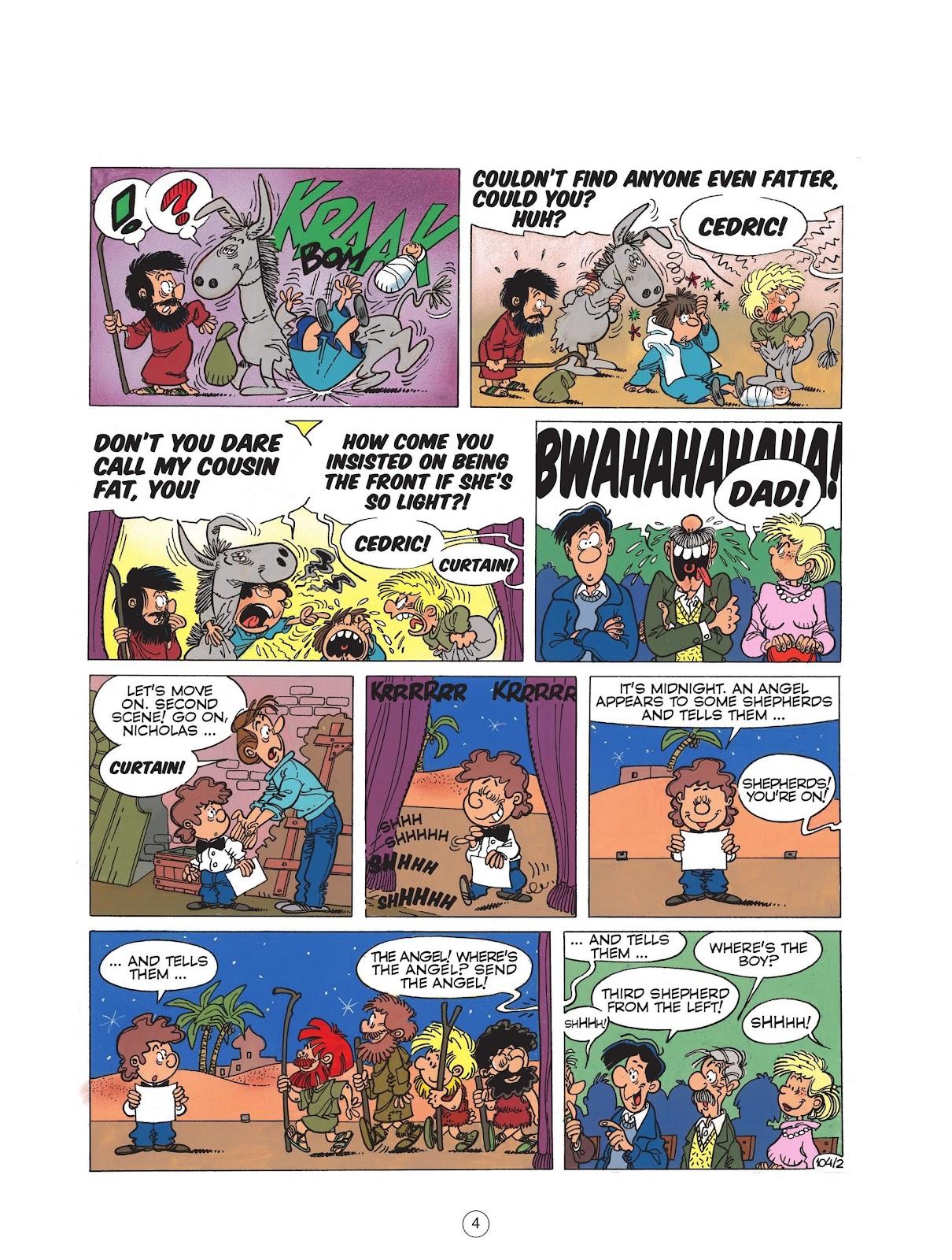Read online Cedric comic -  Issue #6 - 6