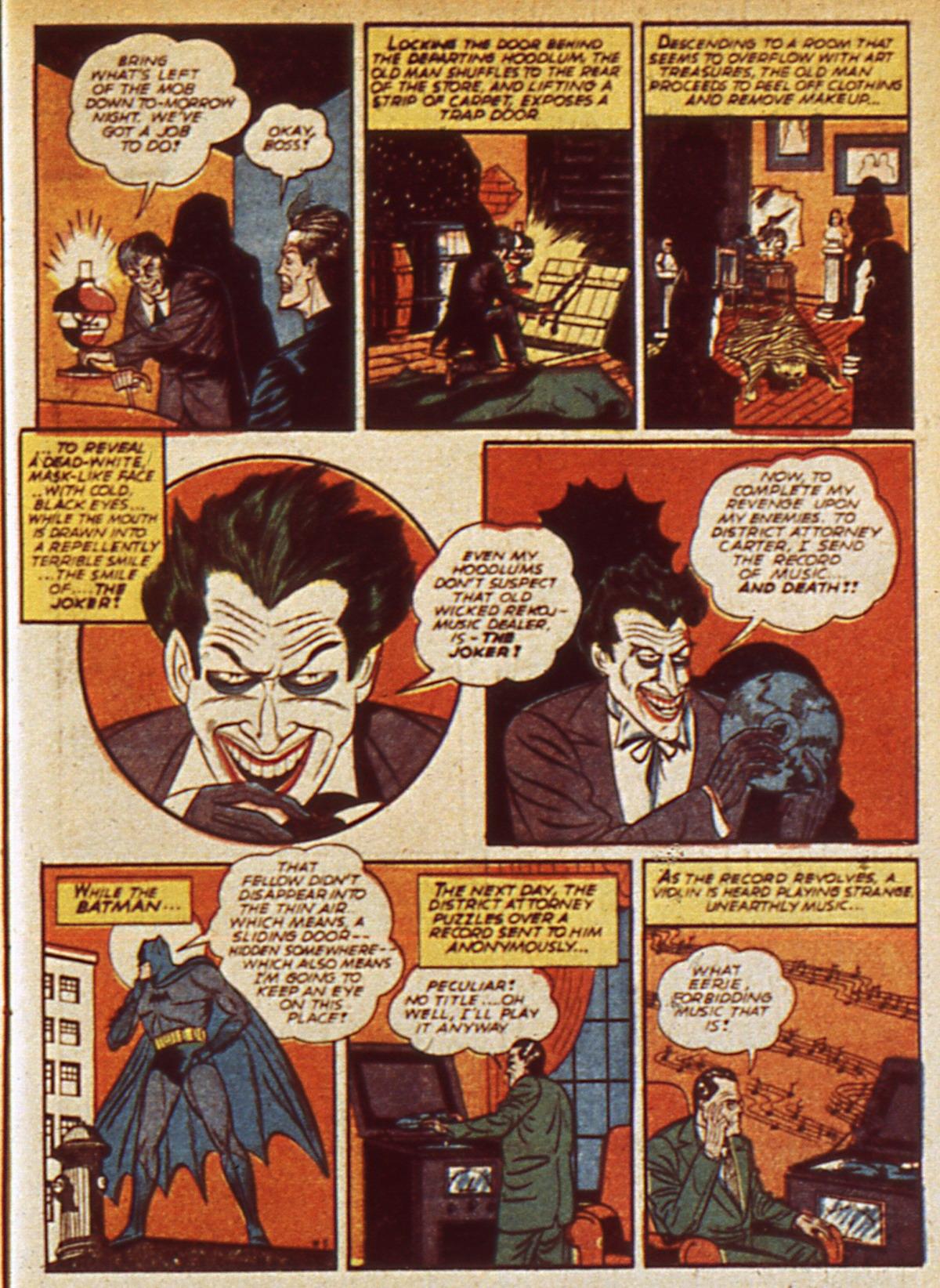 Read online Detective Comics (1937) comic -  Issue #45 - 7