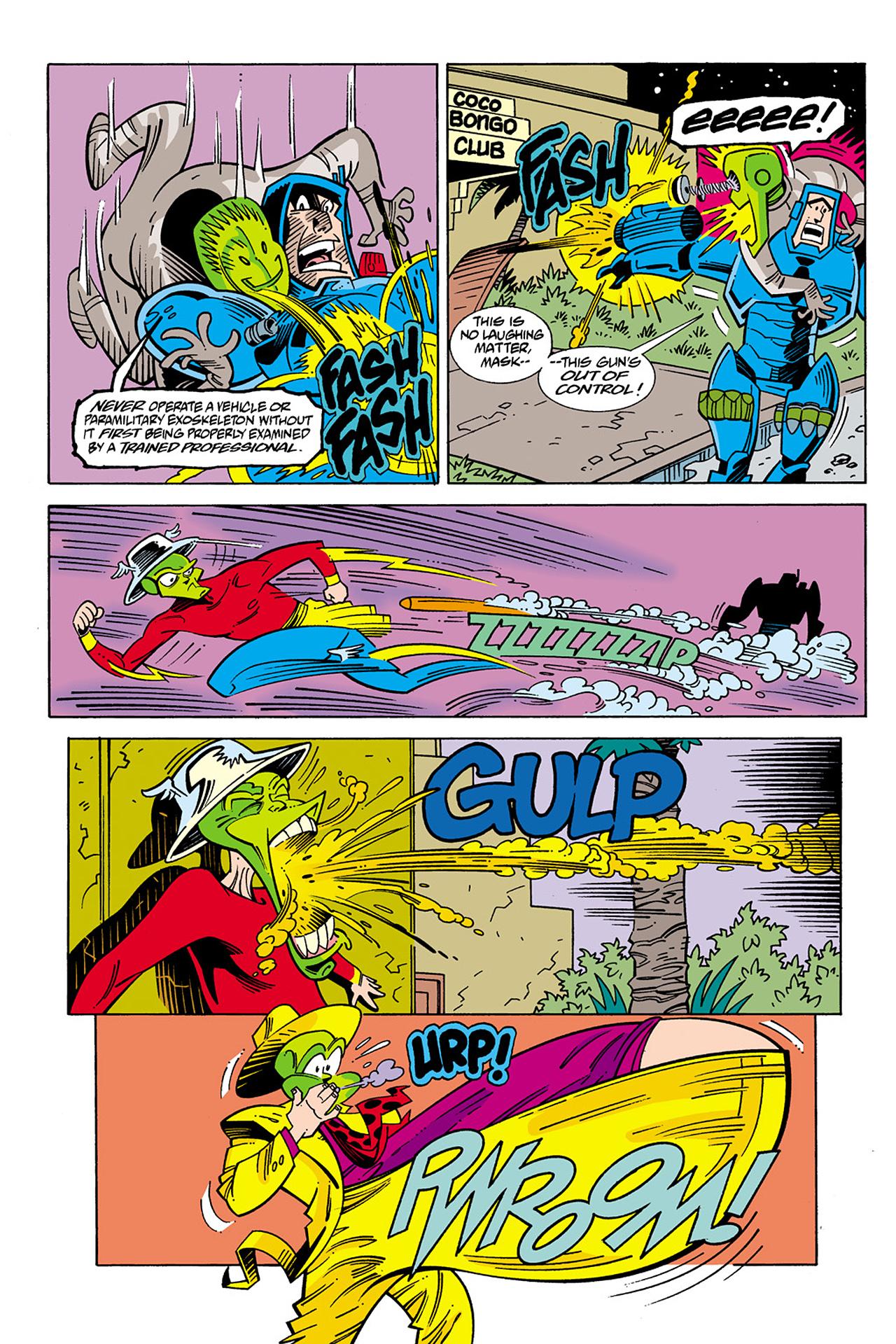 Read online Adventures Of The Mask Omnibus comic -  Issue #Adventures Of The Mask Omnibus Full - 204