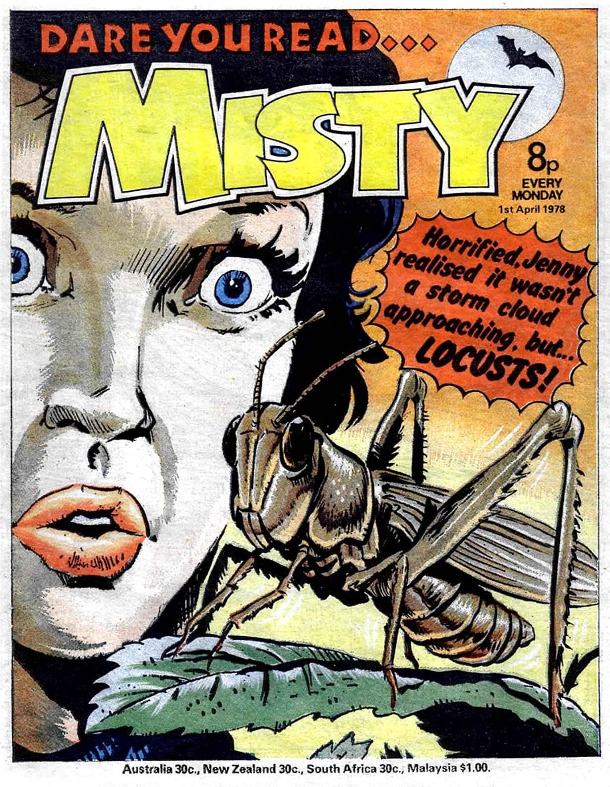 Misty (1978) 9 Page 1