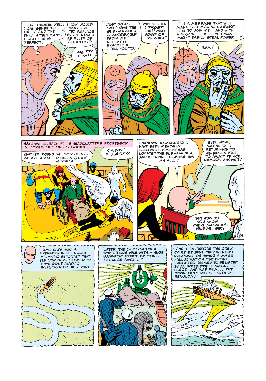 Uncanny X-Men (1963) 6 Page 7