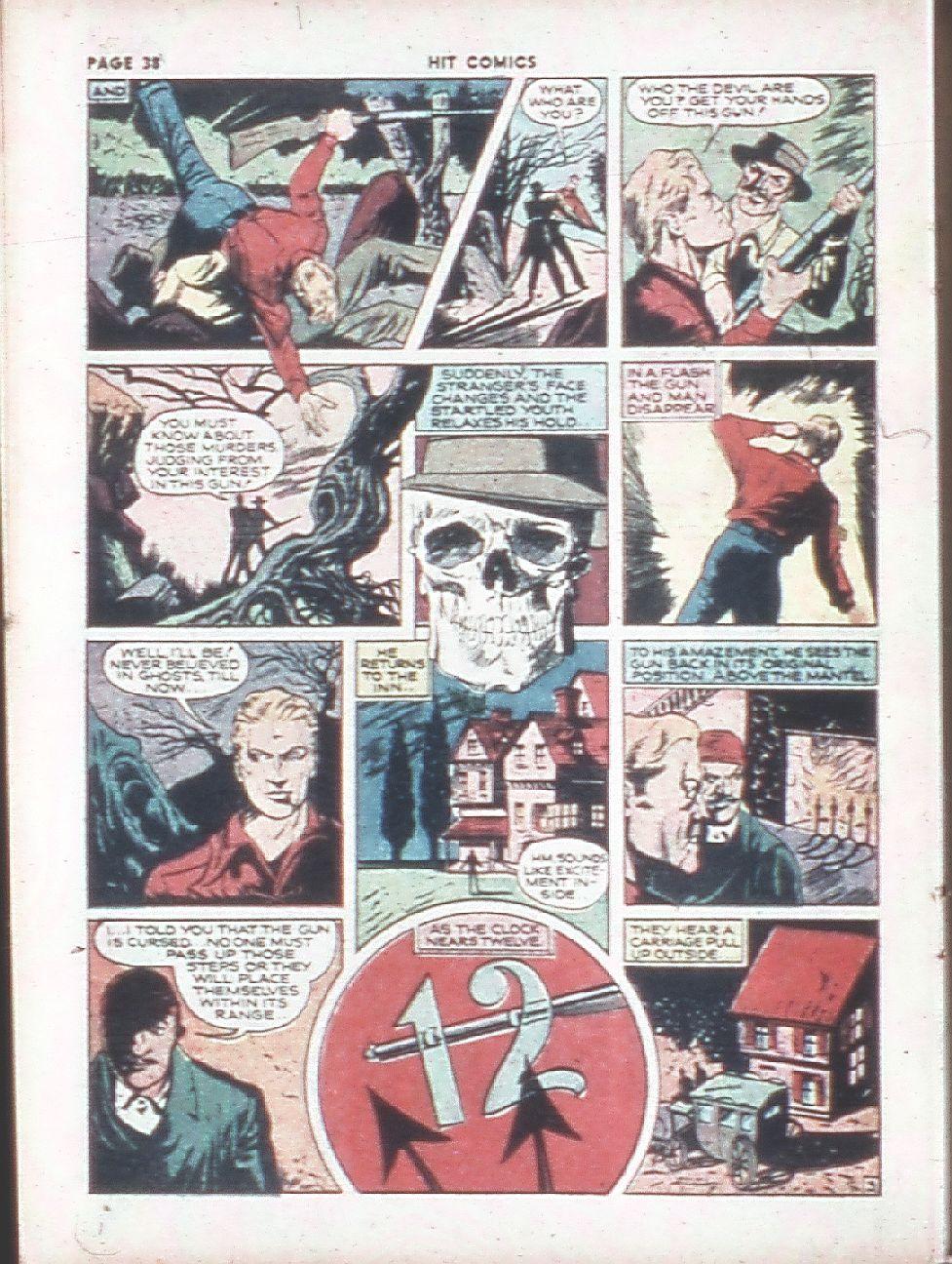 Read online Hit Comics comic -  Issue #7 - 40