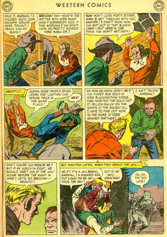 Western Comics issue 25 - Page 47