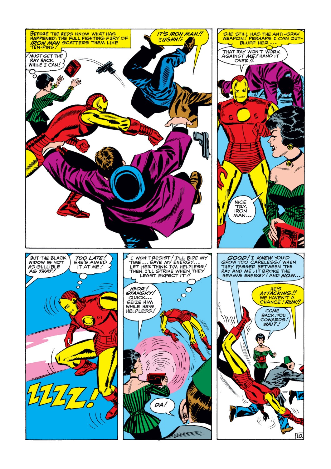 Tales of Suspense (1959) issue 53 - Page 11