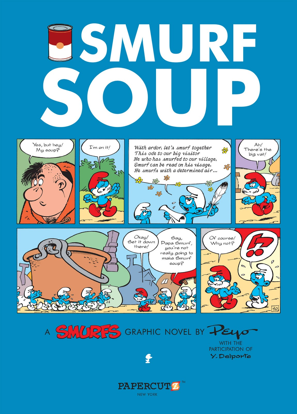Read online The Smurfs comic -  Issue #13 - 3