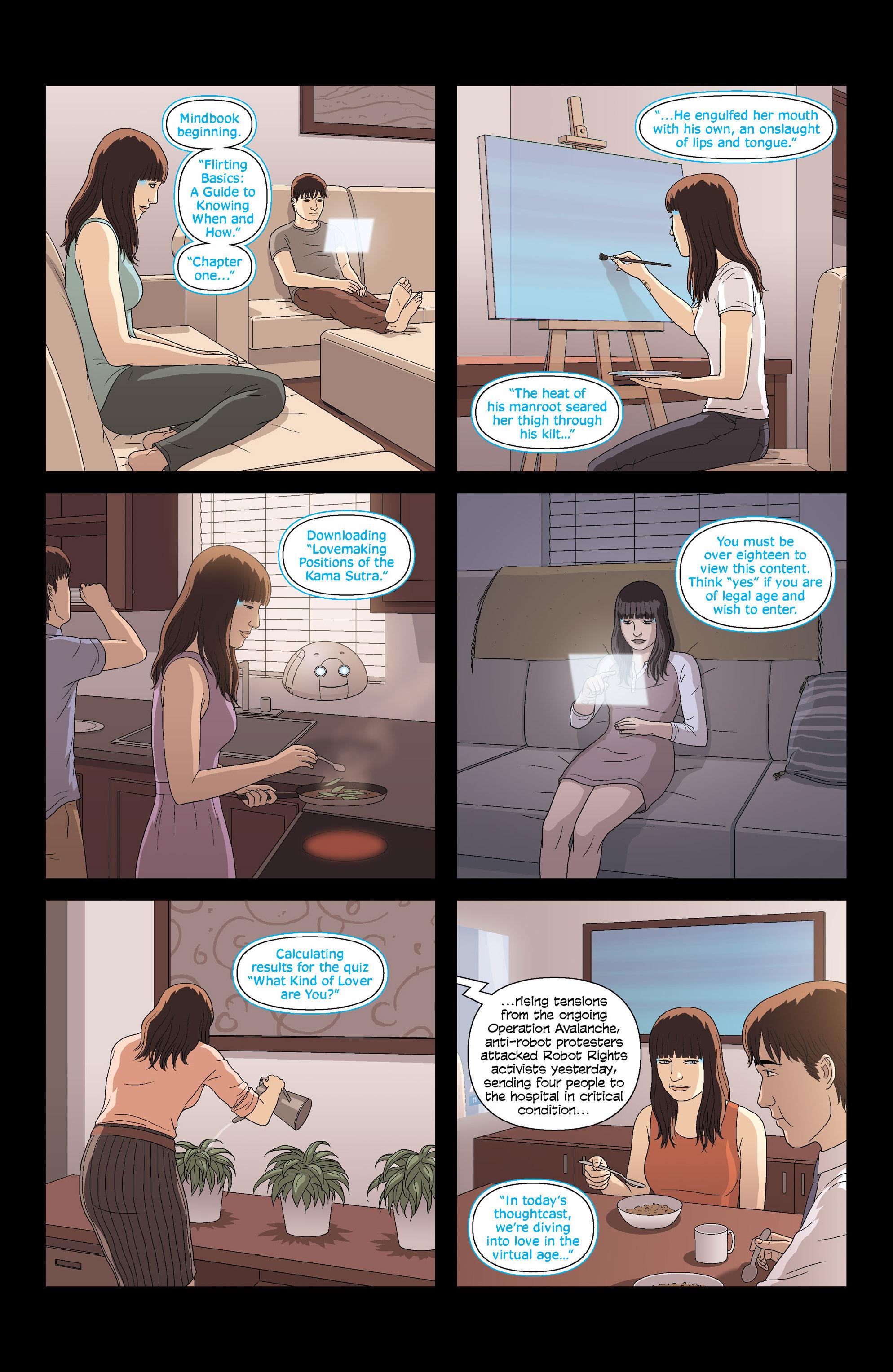 Read online Alex   Ada comic -  Issue #8 - 13